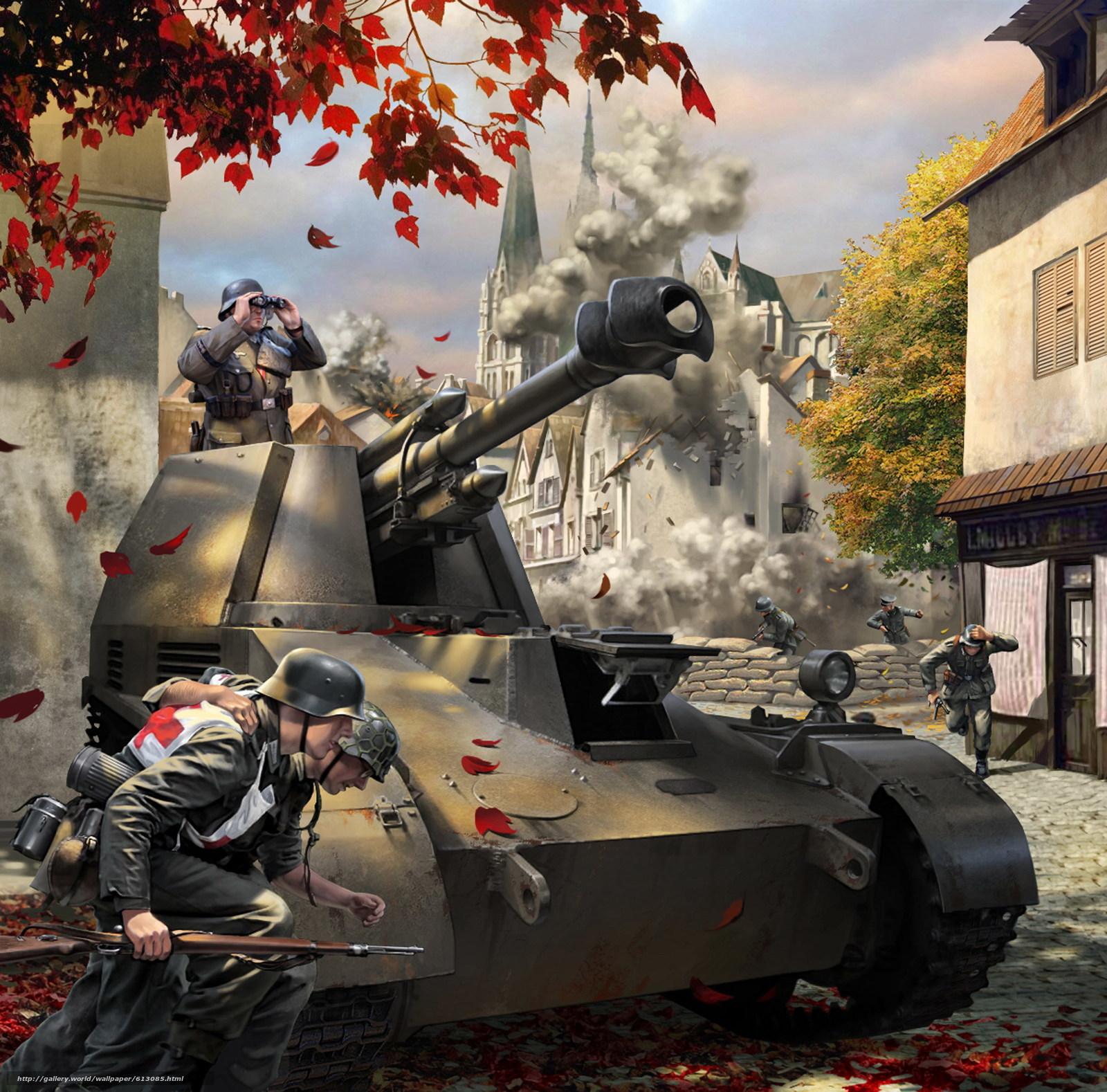 Descargar gratis SAU,  Alemanes,  soldados,  Mirando a través de los prismáticos Fondos de escritorio en la resolucin 2324x2292 — imagen №613085
