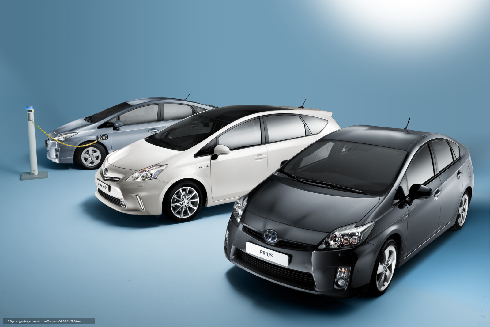 Скачать обои Электромобиль,  Тоёта,  Приус,  Toyota Prius бесплатно для рабочего стола в разрешении 5560x3707 — картинка №613645