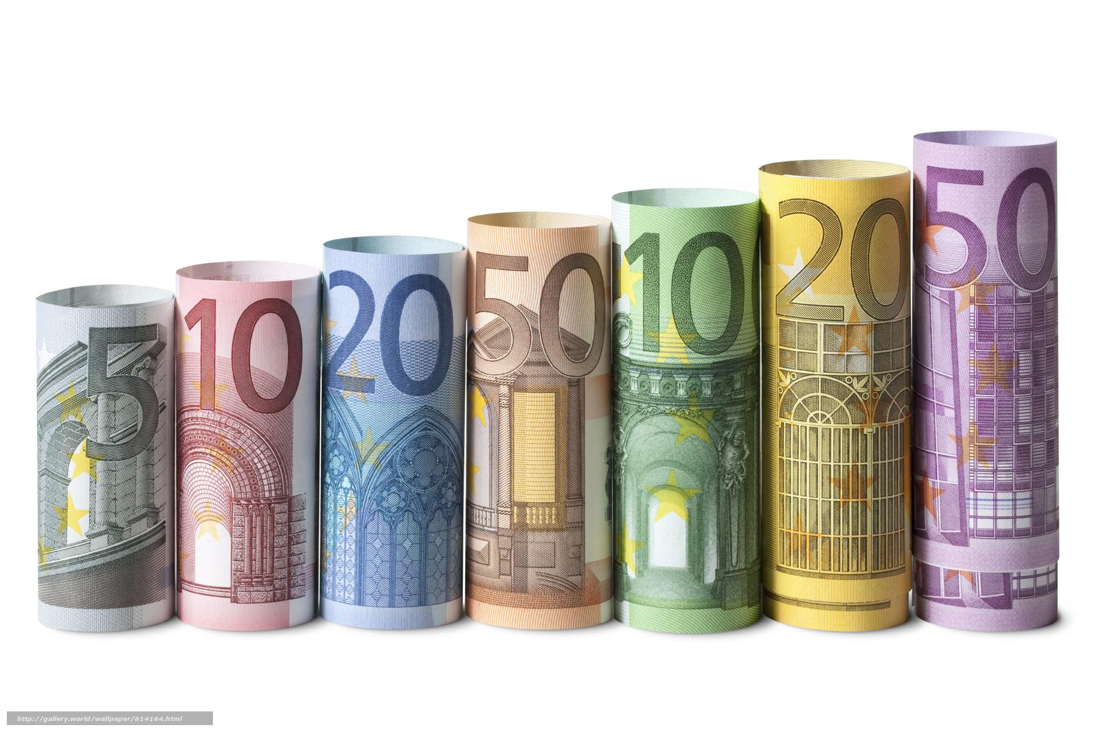 Descargar gratis dinero,  euros,  billetes,  proyecto de ley Fondos de escritorio en la resolucin 2716x1810 — imagen №614164