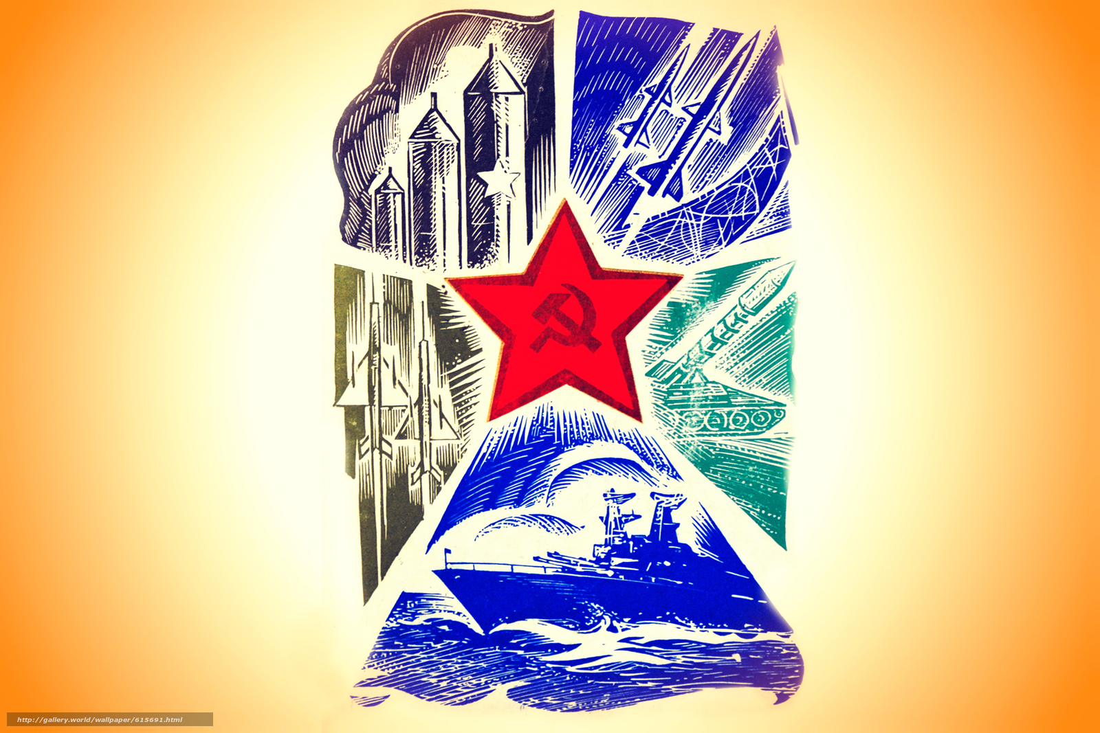 scaricare gli sfondi 23 Febbraio,  Giorno,  Sovietico,  esercito Sfondi gratis per la risoluzione del desktop 1920x1280 — immagine №615691