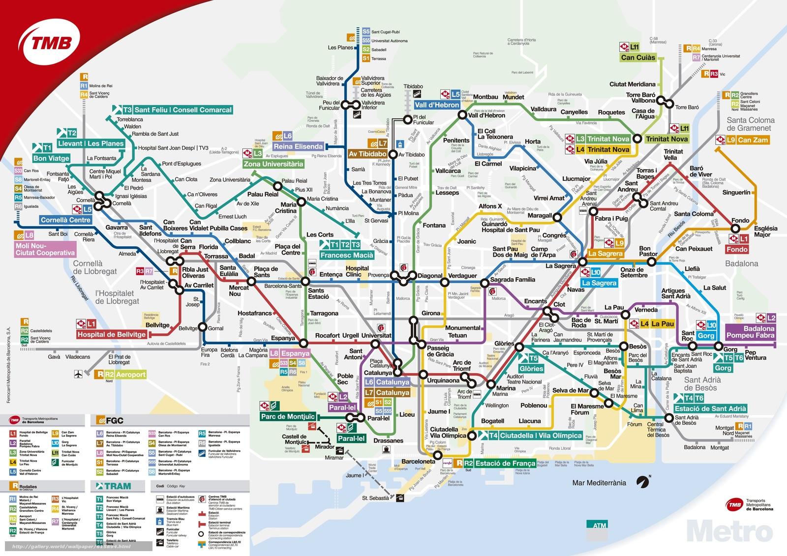 Download wallpaper map,  plan,  scheme,  metro free desktop wallpaper in the resolution 3506x2479 — picture №615894