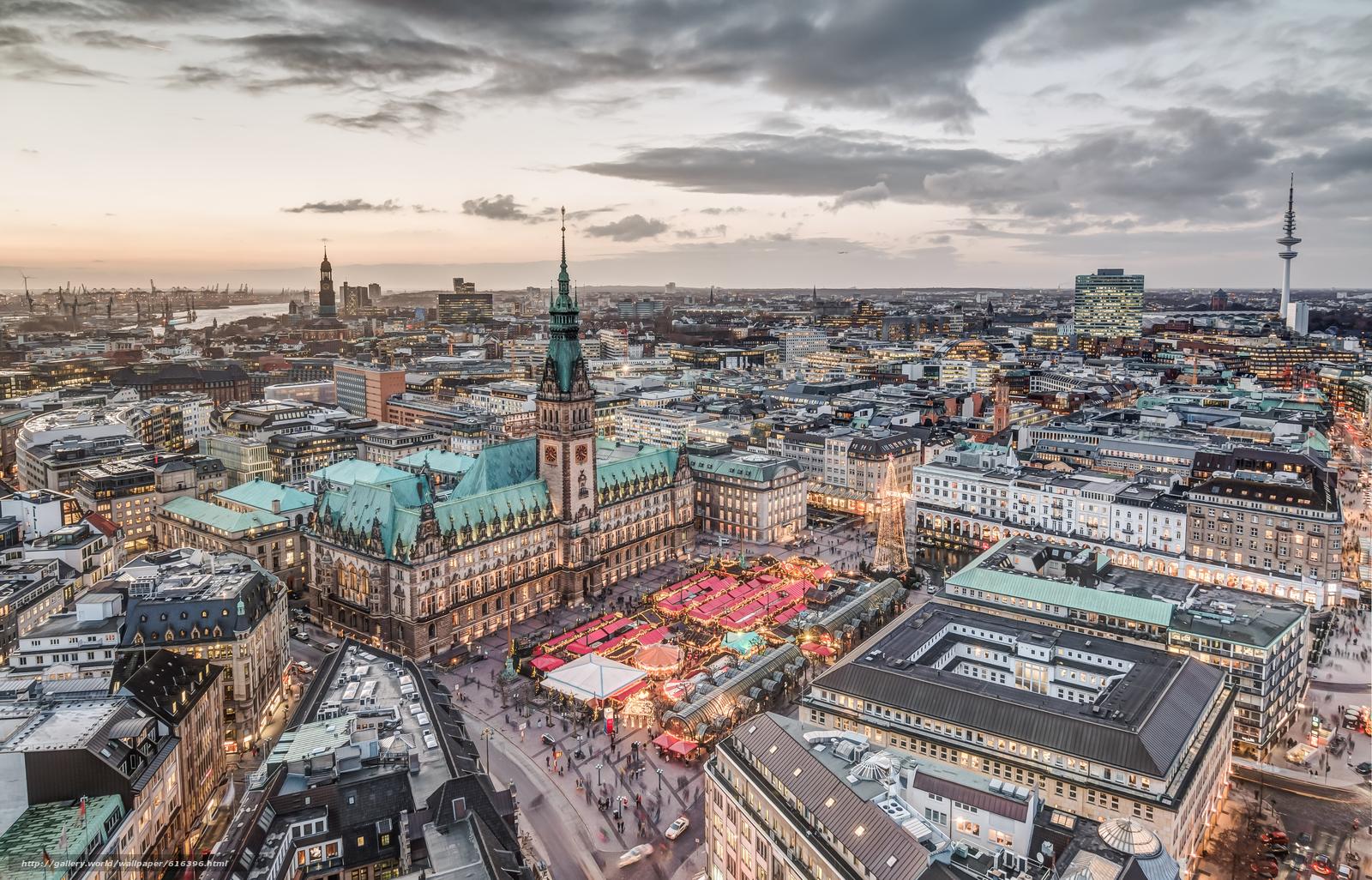 hamburg germany christmas markets 2018