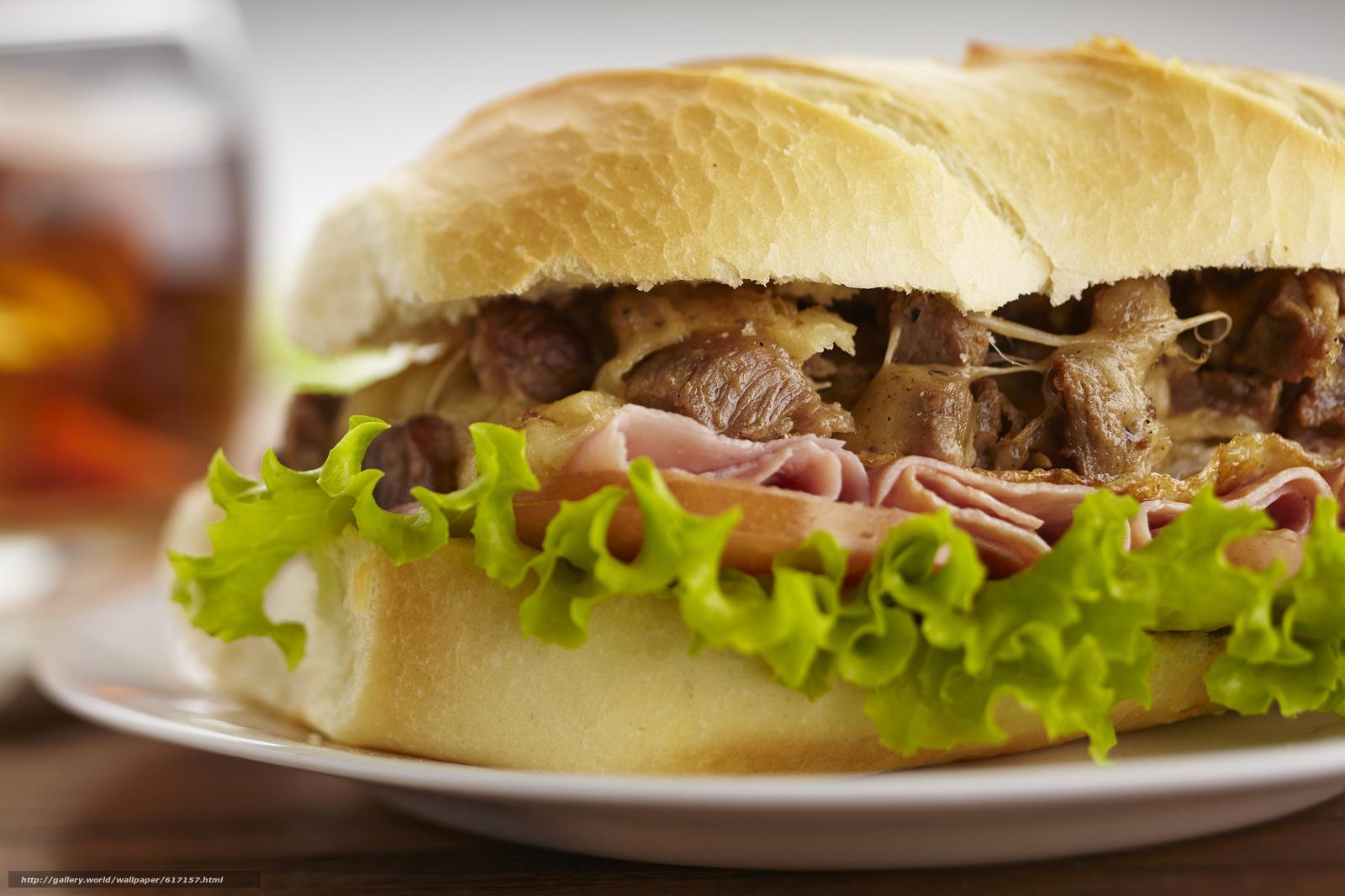Descargar gratis sandwich,  sándwich,  placa Fondos de escritorio en la resolucin 2048x1365 — imagen №617157