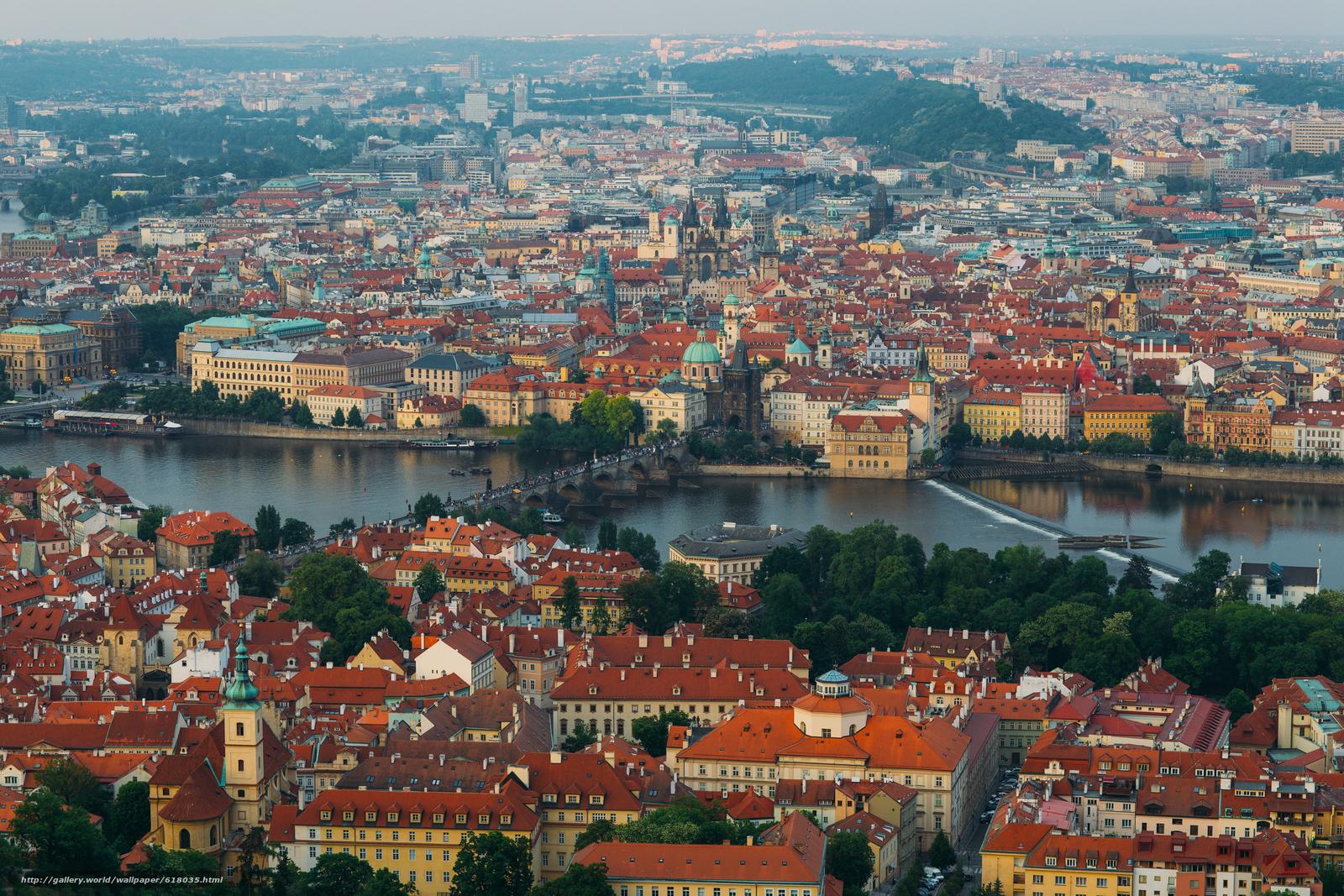 Download wallpaper Czech Republic,  Prague,  Prague free desktop wallpaper in the resolution 5461x3641 — picture №618035
