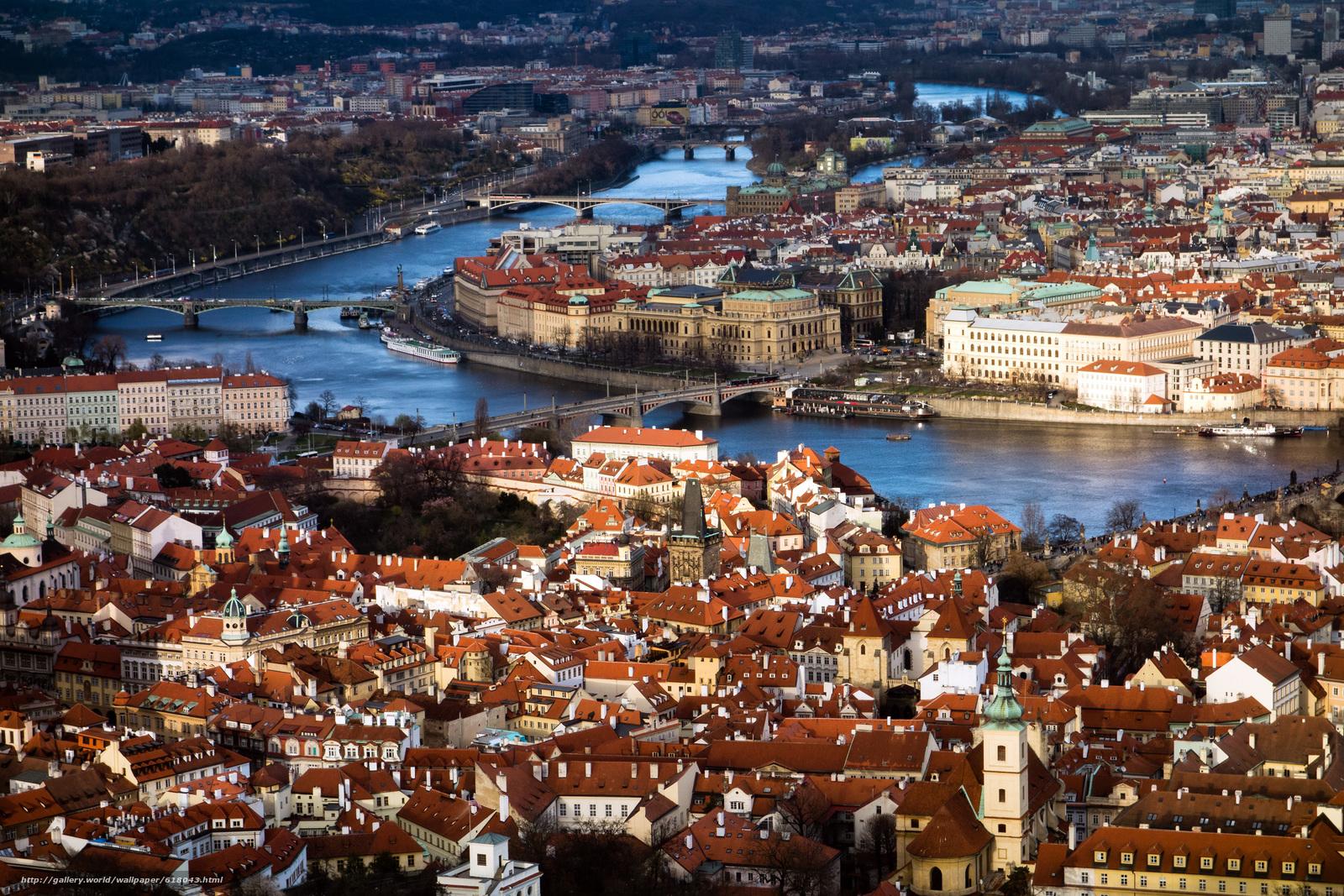 Download wallpaper Czech Republic,  Prague,  Prague free desktop wallpaper in the resolution 5472x3648 — picture №618043