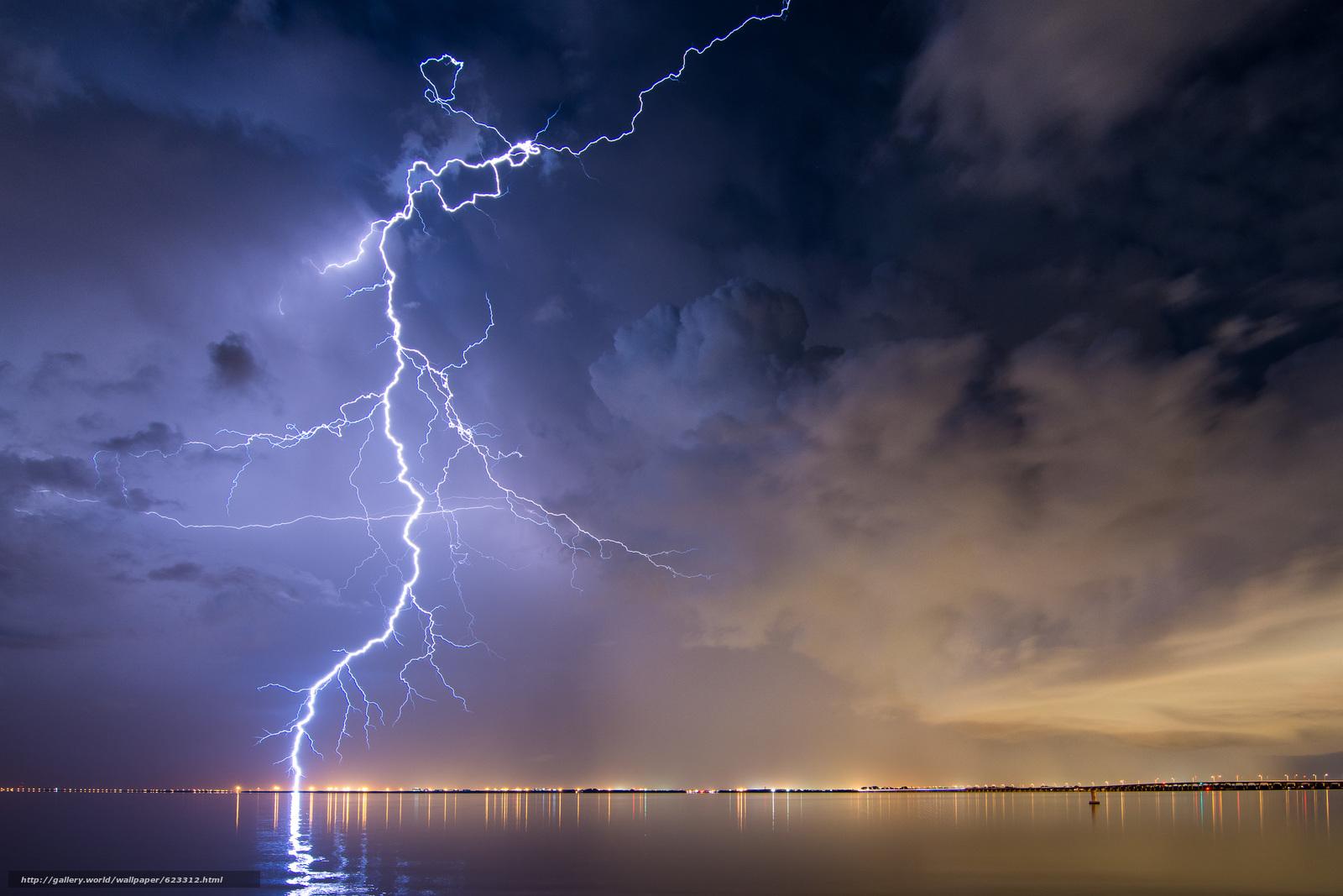 Скачать обои Небо,  тучи,  погода,  природа бесплатно для рабочего стола в разрешении 2500x1667 — картинка №623312