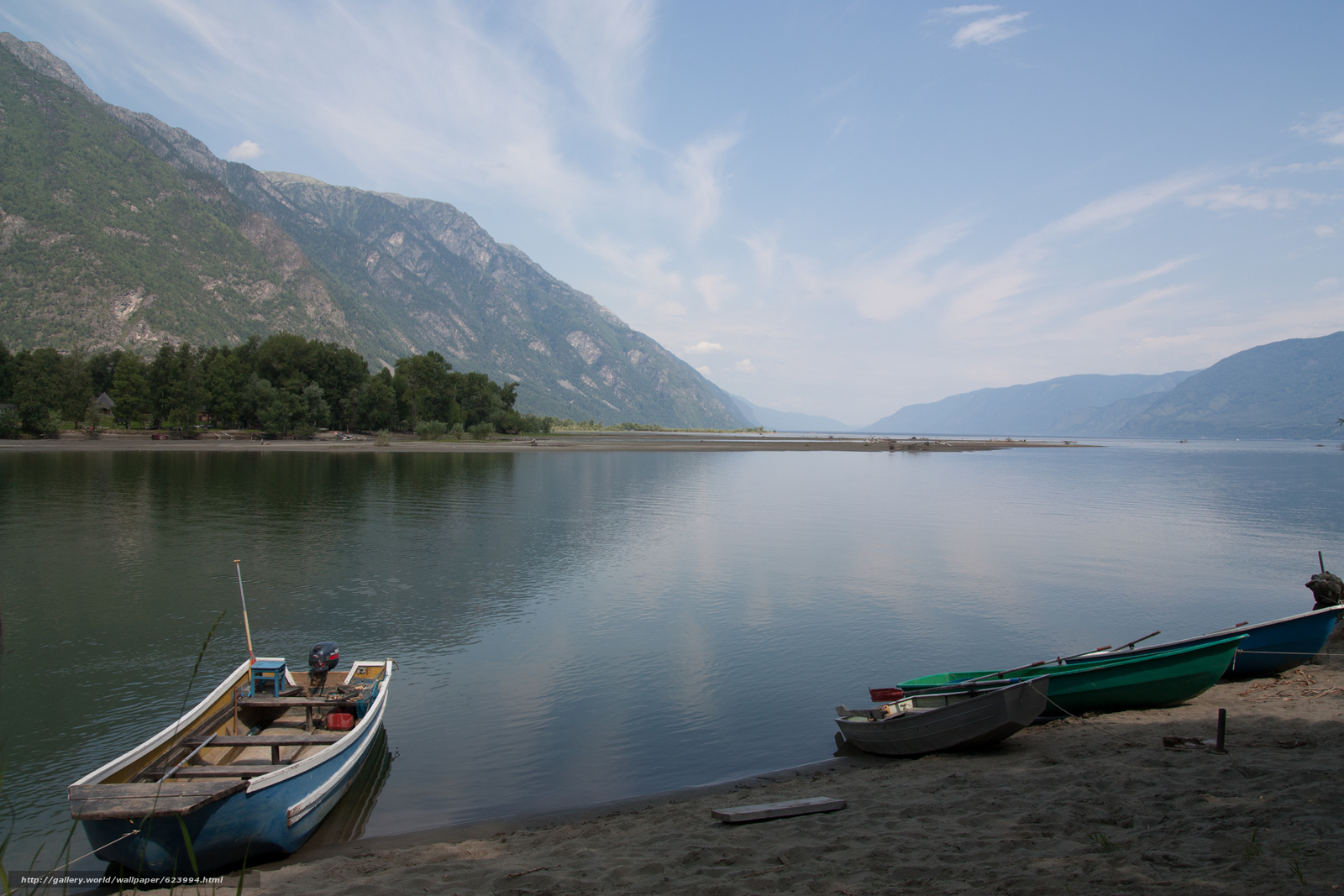 Descargar gratis Lago Teletskoe,  Altai,  Rusia,  costa Fondos de escritorio en la resolucin 2145x1430 — imagen №623994