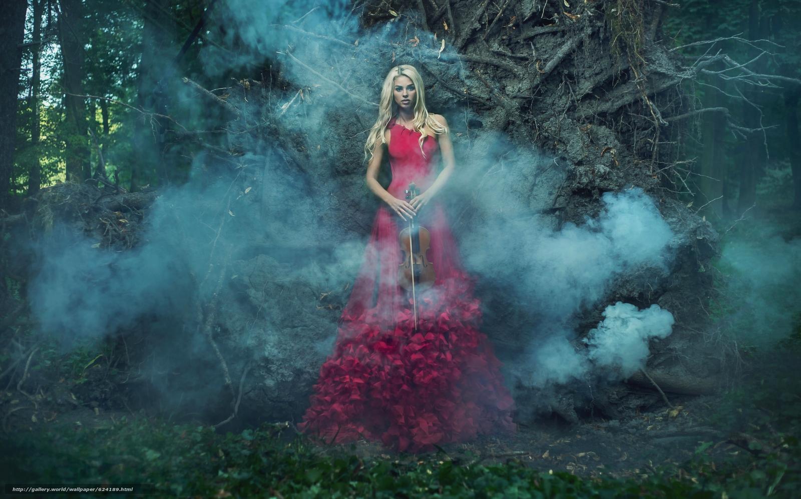 Скачать обои девушка,  модель,  красное платье,  платье бесплатно для рабочего стола в разрешении 5000x3116 — картинка №624189