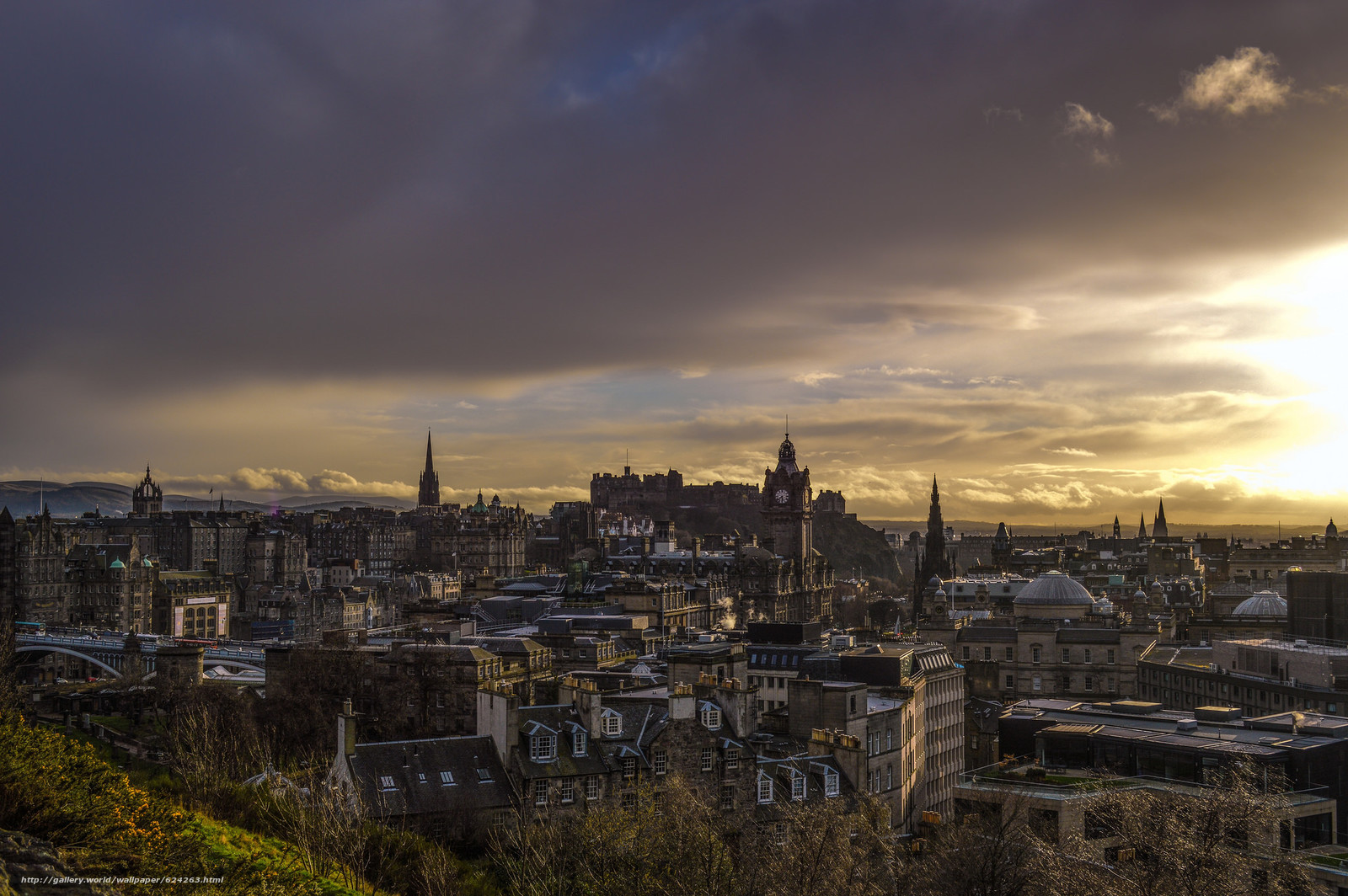 edinburgh scotland wallpaper - photo #20