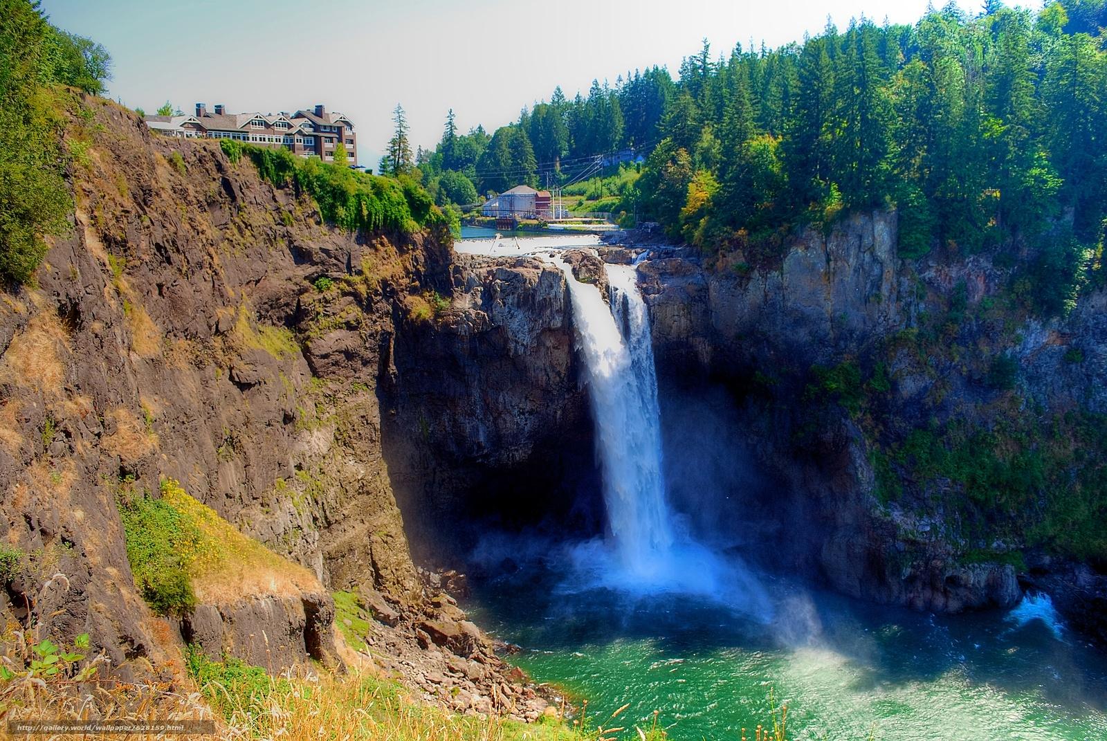scaricare gli sfondi Snoqualmie,  Snoqualmie,  USA,  Washington Sfondi gratis per la risoluzione del desktop 3872x2592 — immagine №628159