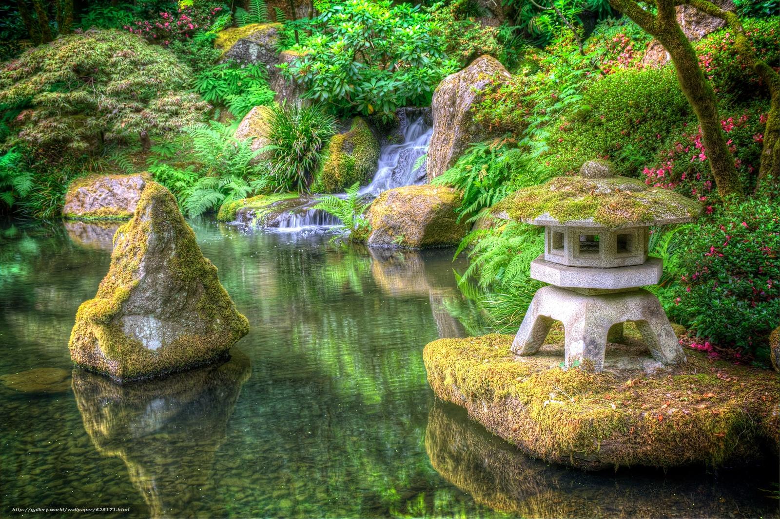 tlcharger fond d 39 ecran jardin japonais jardin parc paysage fonds d 39 ecran gratuits pour votre. Black Bedroom Furniture Sets. Home Design Ideas