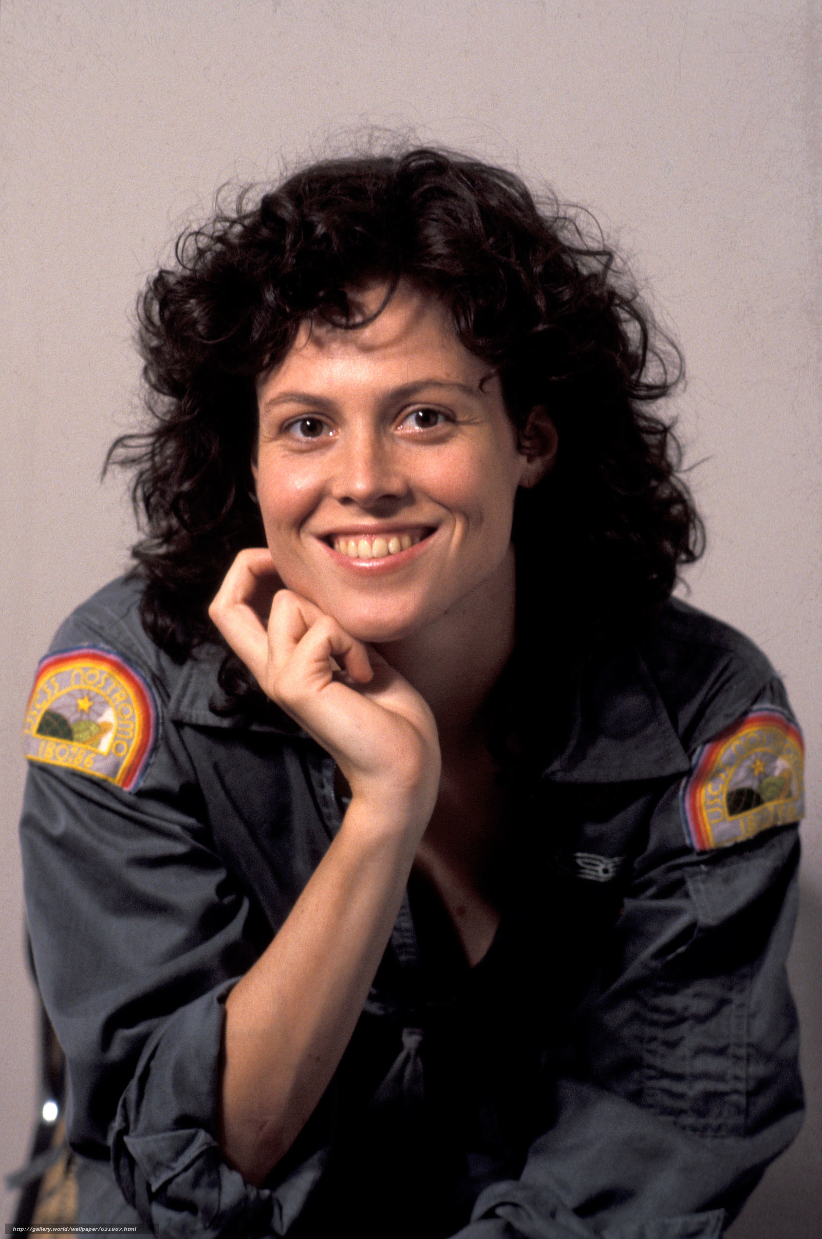 Download wallpaper Sigourney Weaver,  Alien,  Ripley free desktop wallpaper in the resolution 1877x2829 — picture №631807
