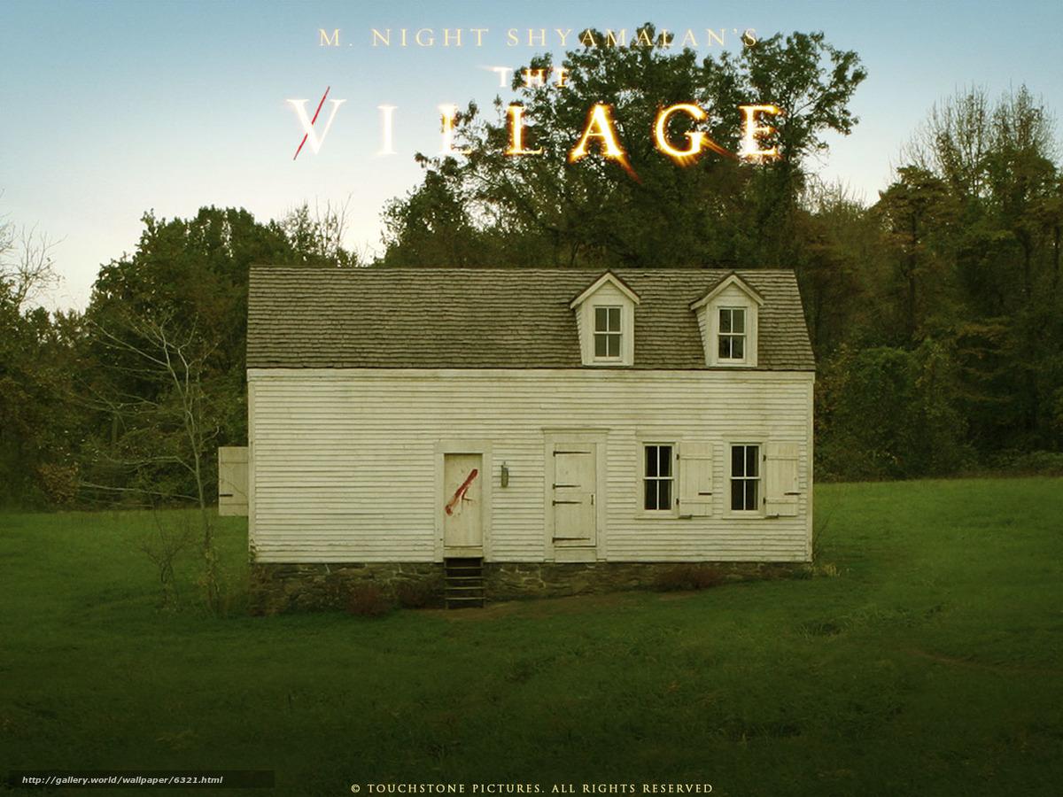 Tlcharger fond d 39 ecran le village le village film film for Le village du meuble bordeaux