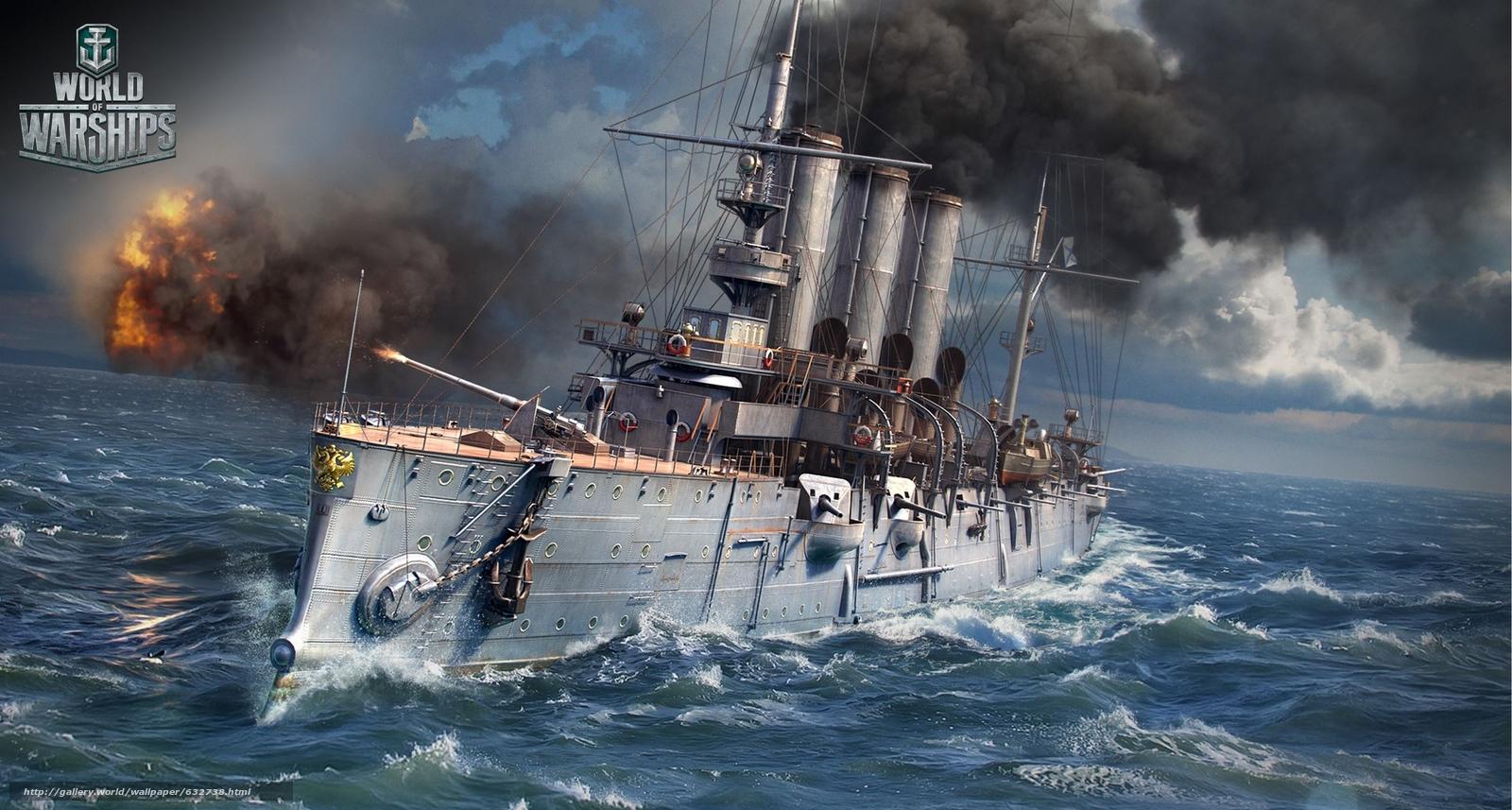 scaricare gli sfondi mondo di navi da guerra,  Diana,  navi mondo,  incrociatore Sfondi gratis per la risoluzione del desktop 3501x1875 — immagine №632738