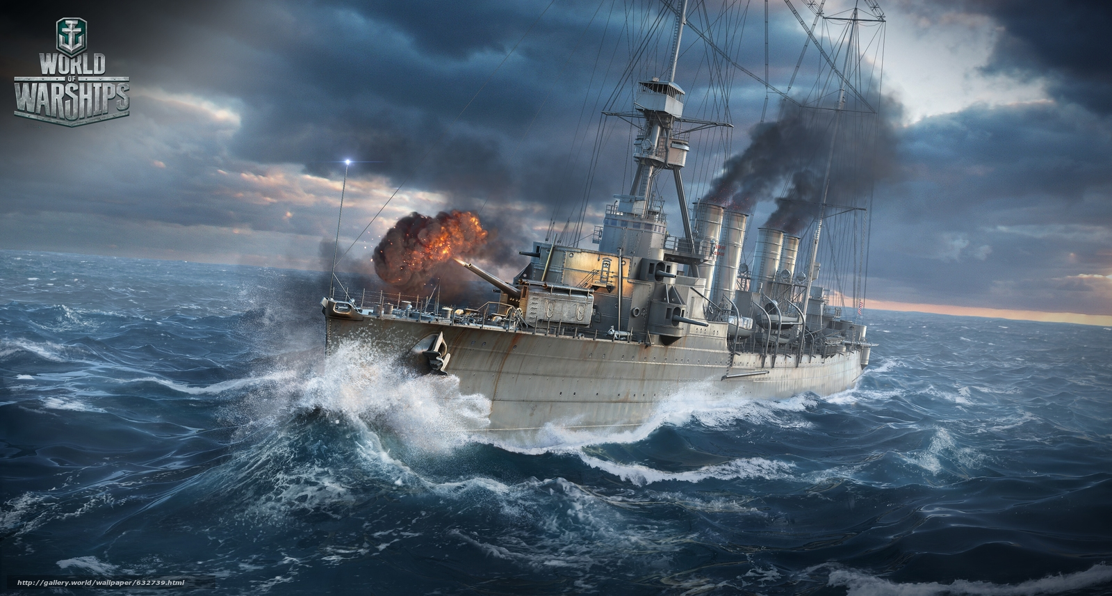 Download wallpaper world of warships,  Marblehead,  world ships,  cruiser free desktop wallpaper in the resolution 3500x1875 — picture №632739