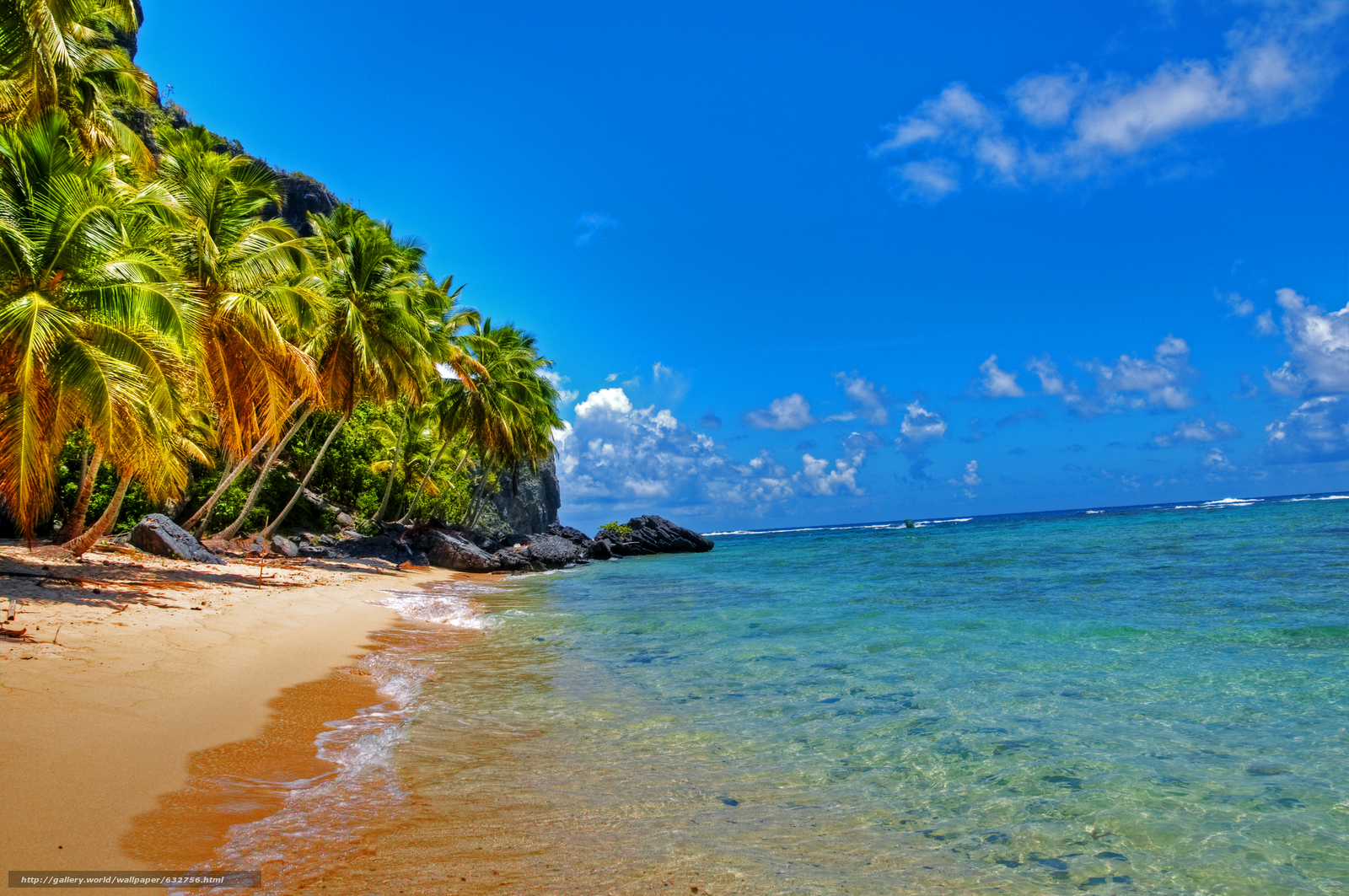 Download wallpaper playa fronton samana the dominican - Dominican republic wallpaper ...
