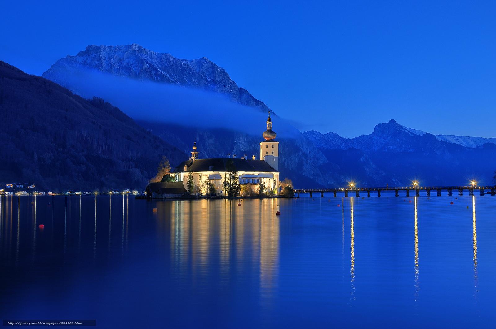 австрия горы обои на рабочий стол № 546410 без смс