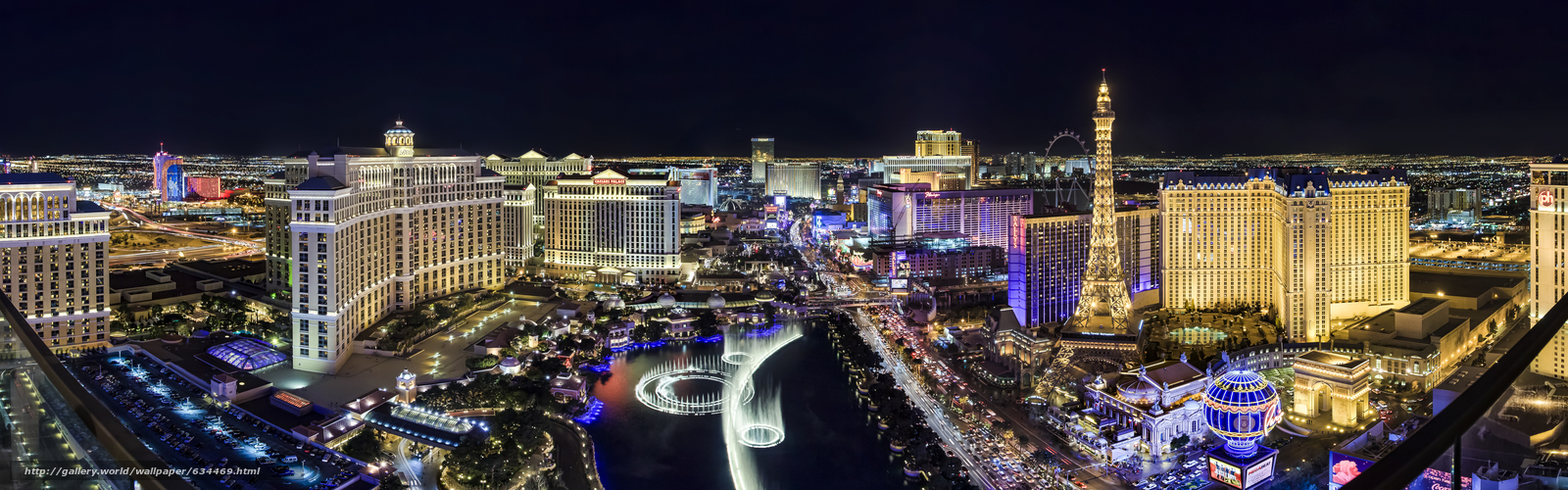 There las vegas strip high def pictures more than