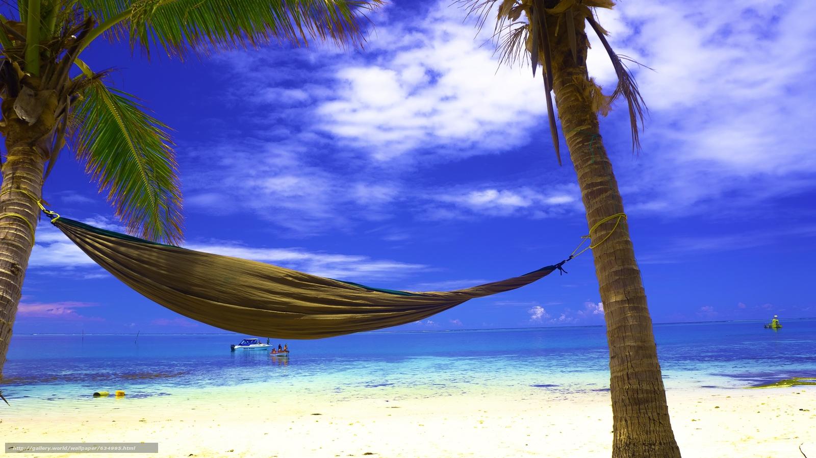 Скачать обои Острова Фиджи,  в южной части Тихого океана,  пейзаж бесплатно для рабочего стола в разрешении 4912x2756 — картинка №634995