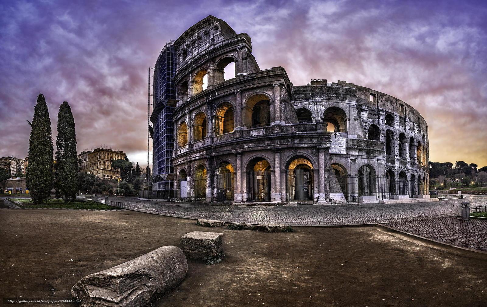 tlcharger fond decran rome - photo #22