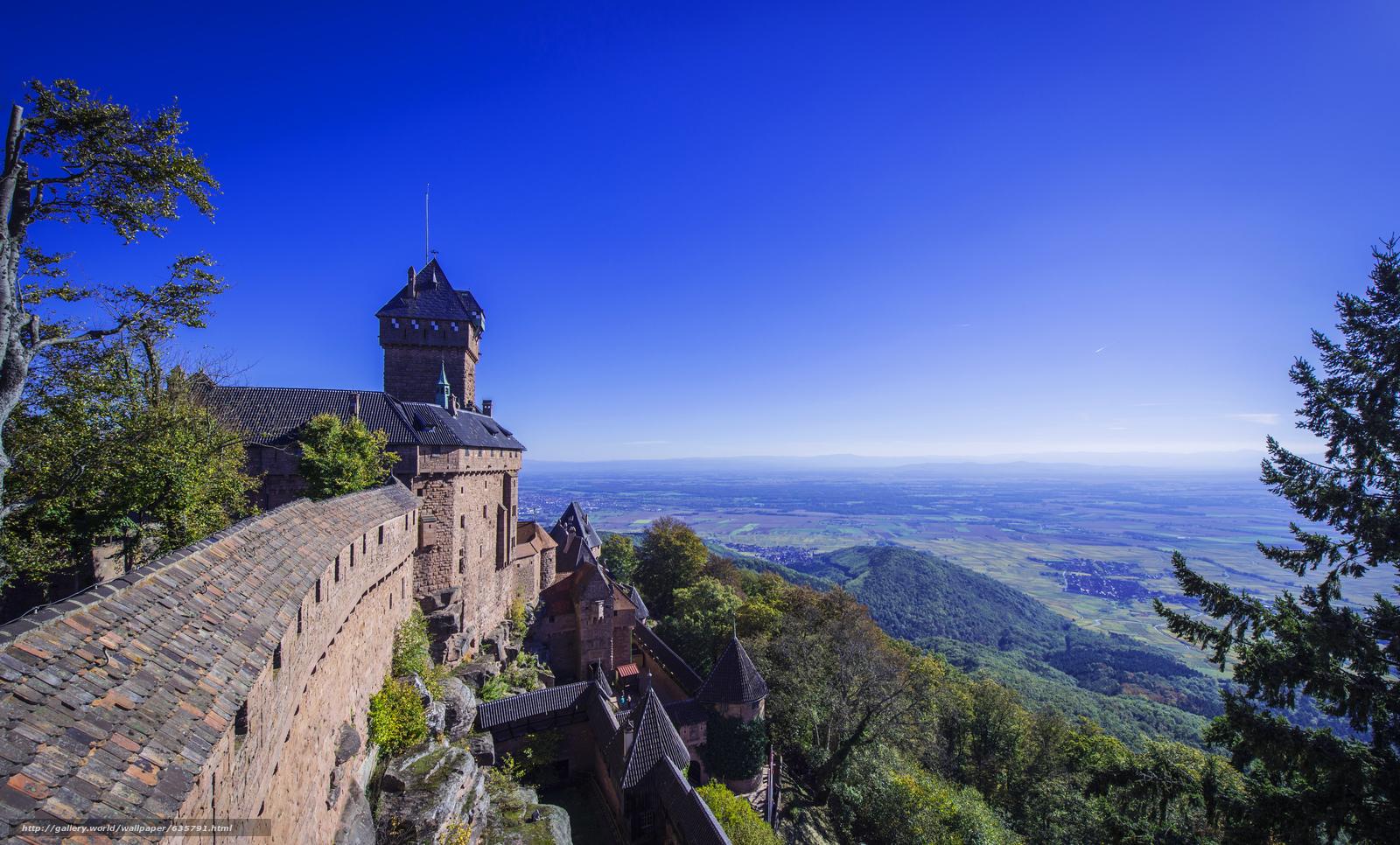 Скачать обои Оршвиллер,  Эльзас,  Франция бесплатно для рабочего стола в разрешении 5976x3608 — картинка №635791