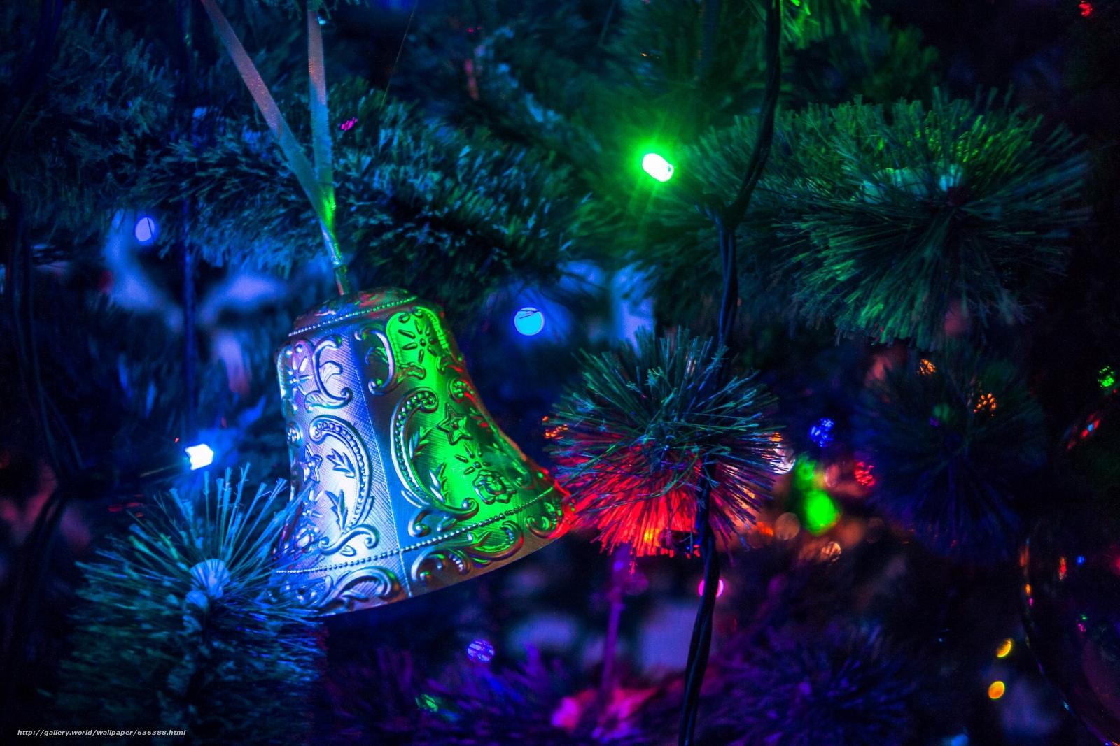 下载壁纸 圣诞树,  花环,  灯火,  玩具 免费为您的桌面分辨率的壁纸 2496x1664 — 图片 №636388