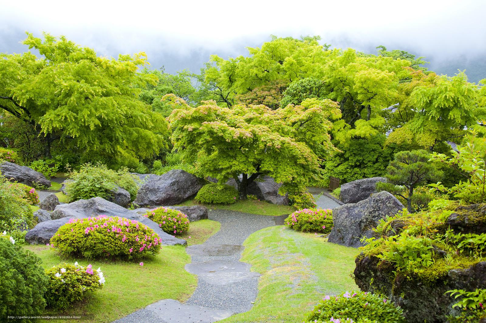 Tlcharger fond d 39 ecran jardin japonais jardin parc for Jardin japonais fond d ecran