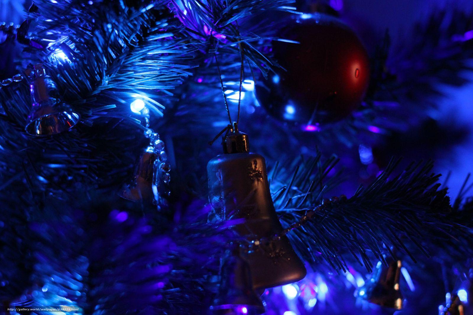Descargar gratis Árbol de Navidad,  Guirnaldas,  luces,  Juguetes Fondos de escritorio en la resolucin 4954x3303 — imagen №638275