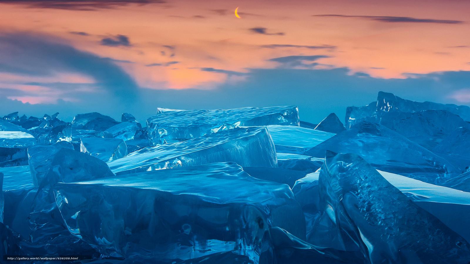 壁紙をダウンロード 氷 氷河 浮氷 冬 デスクトップの解像度のための無料壁紙 48x1152 絵 6358
