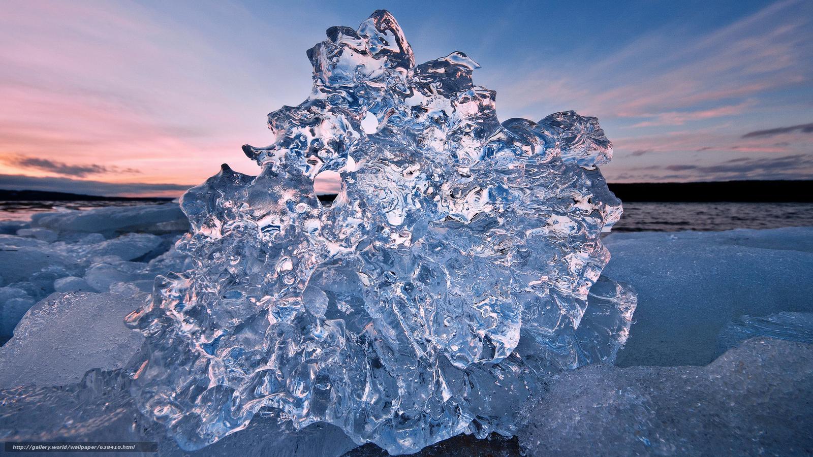 scaricare gli sfondi gelato,  trasparente,  ghiacciaio,  lastra di ghiaccio galleggiante Sfondi gratis per la risoluzione del desktop 2048x1152 — immagine №638410