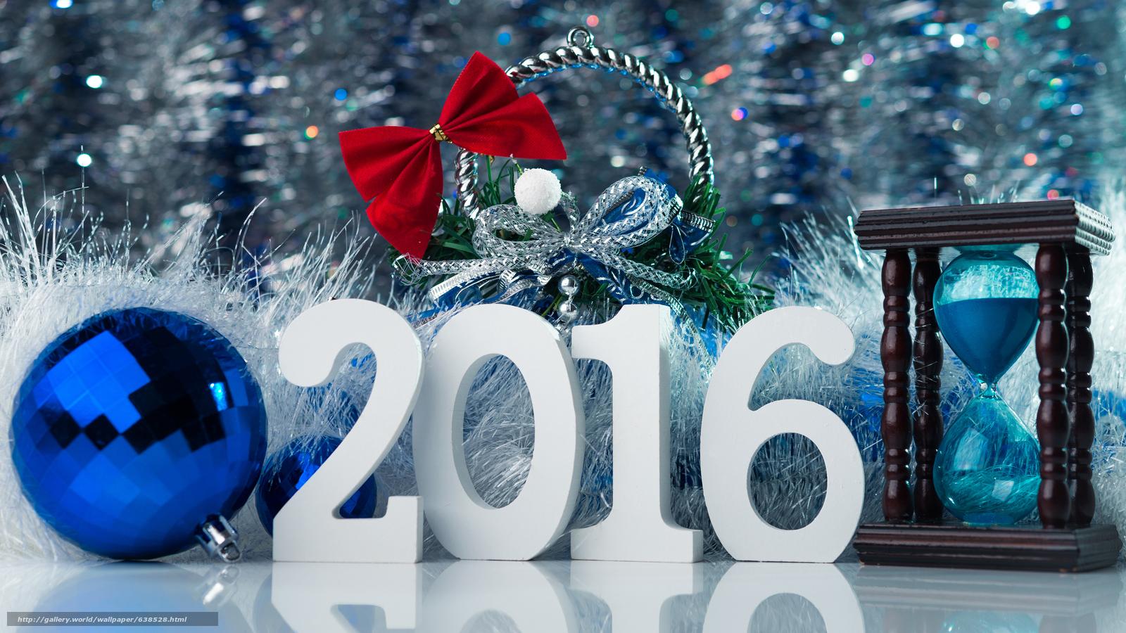 Descargar gratis Año Nuevo,  2016,  fiesta,  fecha Fondos de escritorio en la resolucin 7680x4320 — imagen №638528