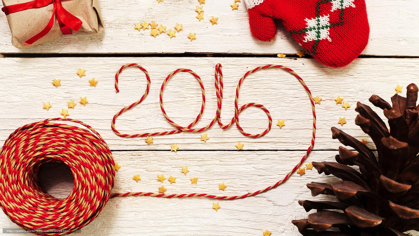 Descargar gratis Año Nuevo,  2016,  fiesta,  fecha Fondos de escritorio en la resolucin 7680x4320 — imagen №638539
