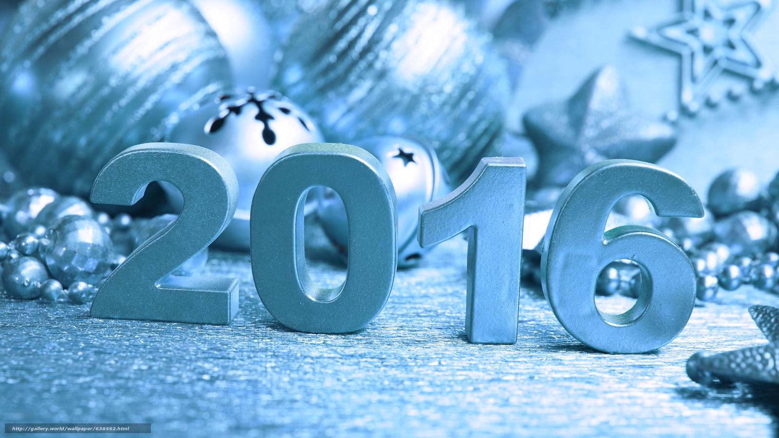 Descargar gratis Año Nuevo,  2016,  fiesta,  fecha Fondos de escritorio en la resolucin 7680x4320 — imagen №638562