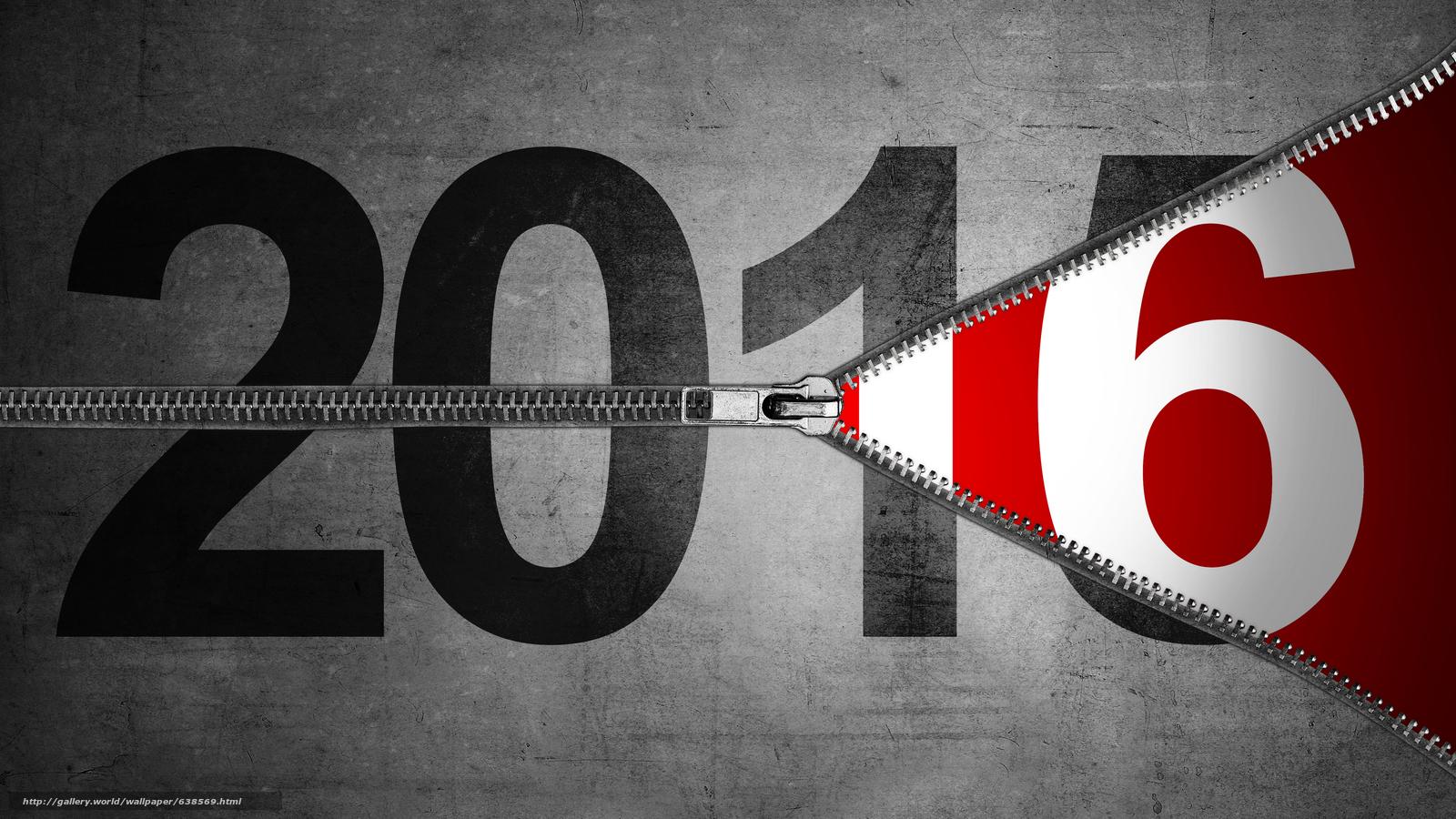 Descargar gratis Año Nuevo,  2016,  fiesta,  fecha Fondos de escritorio en la resolucin 7680x4320 — imagen №638569