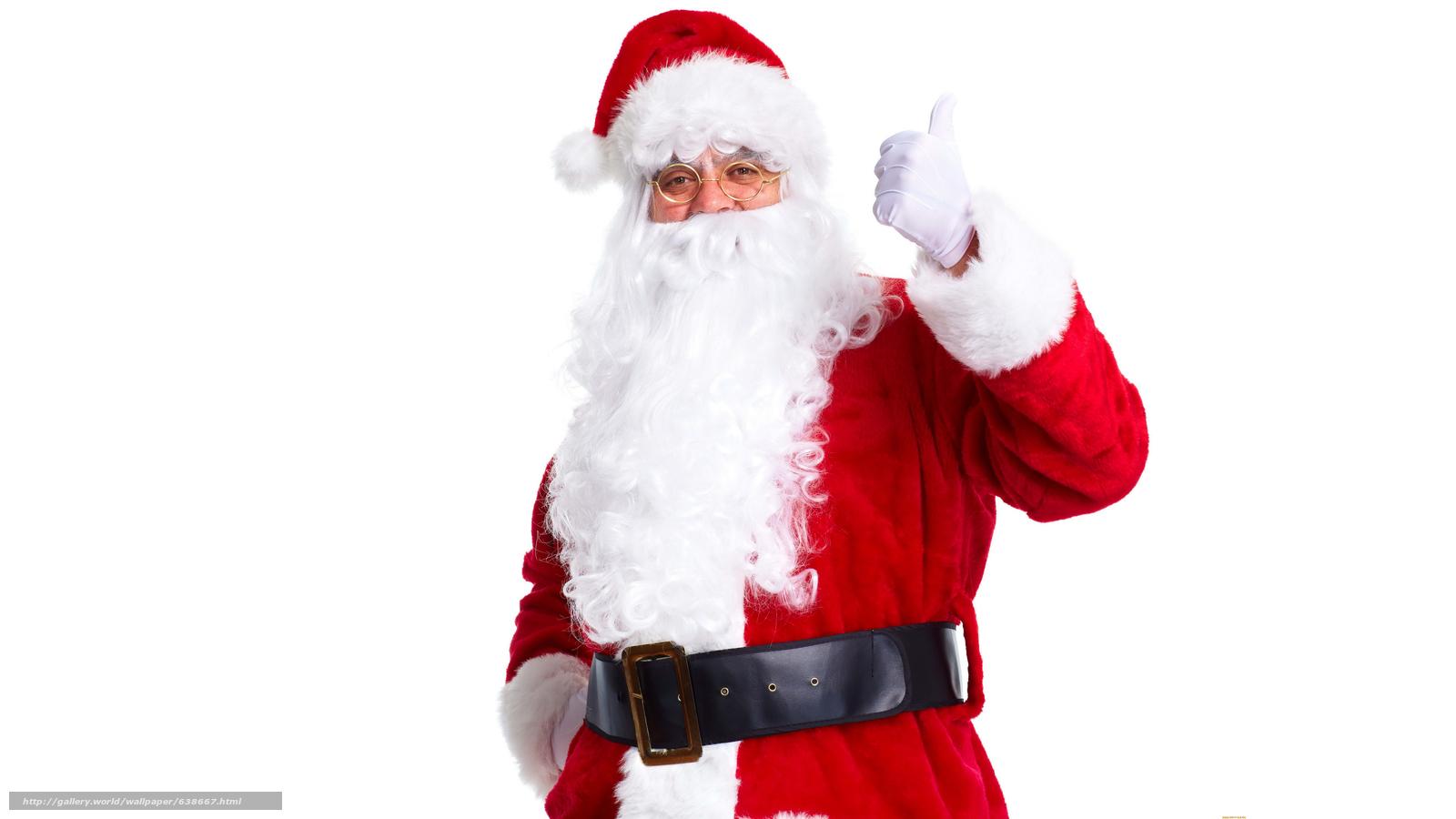 Descargar gratis Papá Noel,  Papá Noel,  Año Nuevo,  Navidad Fondos de escritorio en la resolucin 7680x4320 — imagen №638667