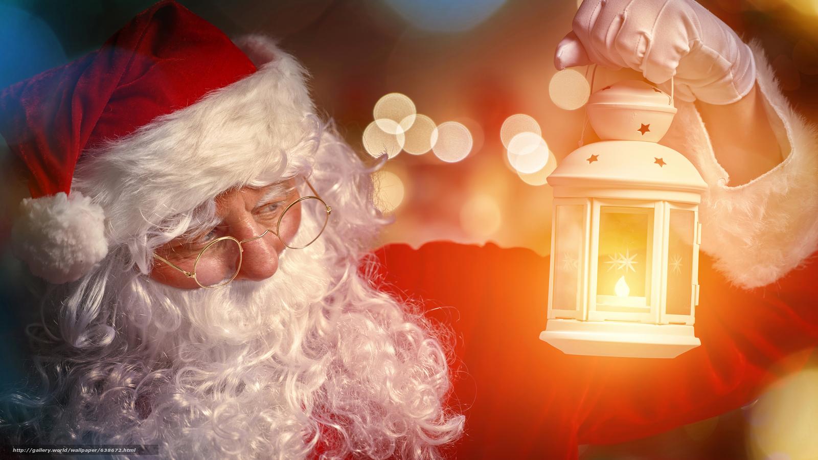 Descargar gratis Papá Noel,  Papá Noel,  Año Nuevo,  Navidad Fondos de escritorio en la resolucin 7680x4320 — imagen №638672