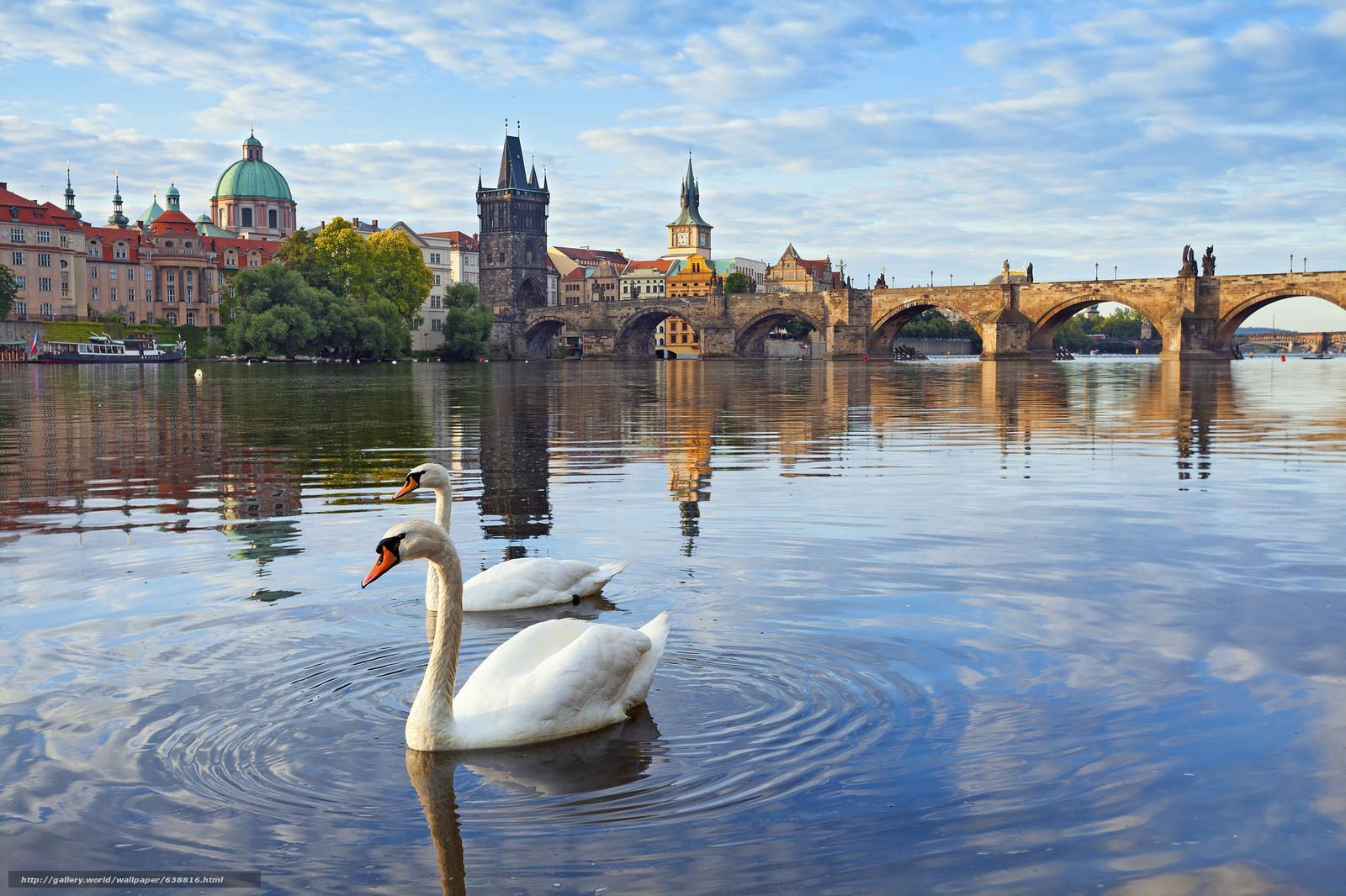 Download wallpaper : Czech Republic,  Prague,  Prague free desktop wallpaper in the resolution 2048x1365 — picture №638816