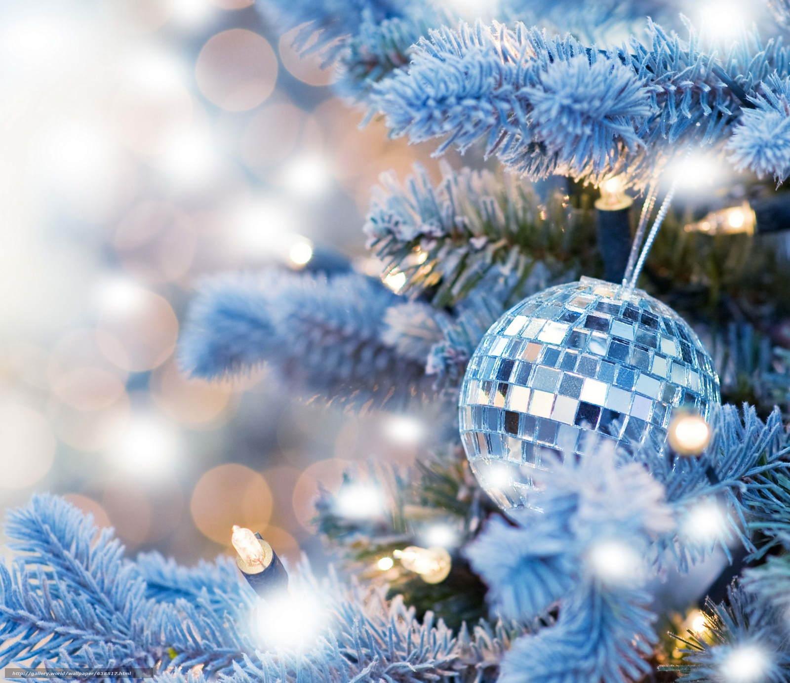 scaricare gli sfondi Sfondi di Natale,  Palloncini,  Decorazioni di Natale Sfondi gratis per la risoluzione del desktop 3405x2943 — immagine №638817