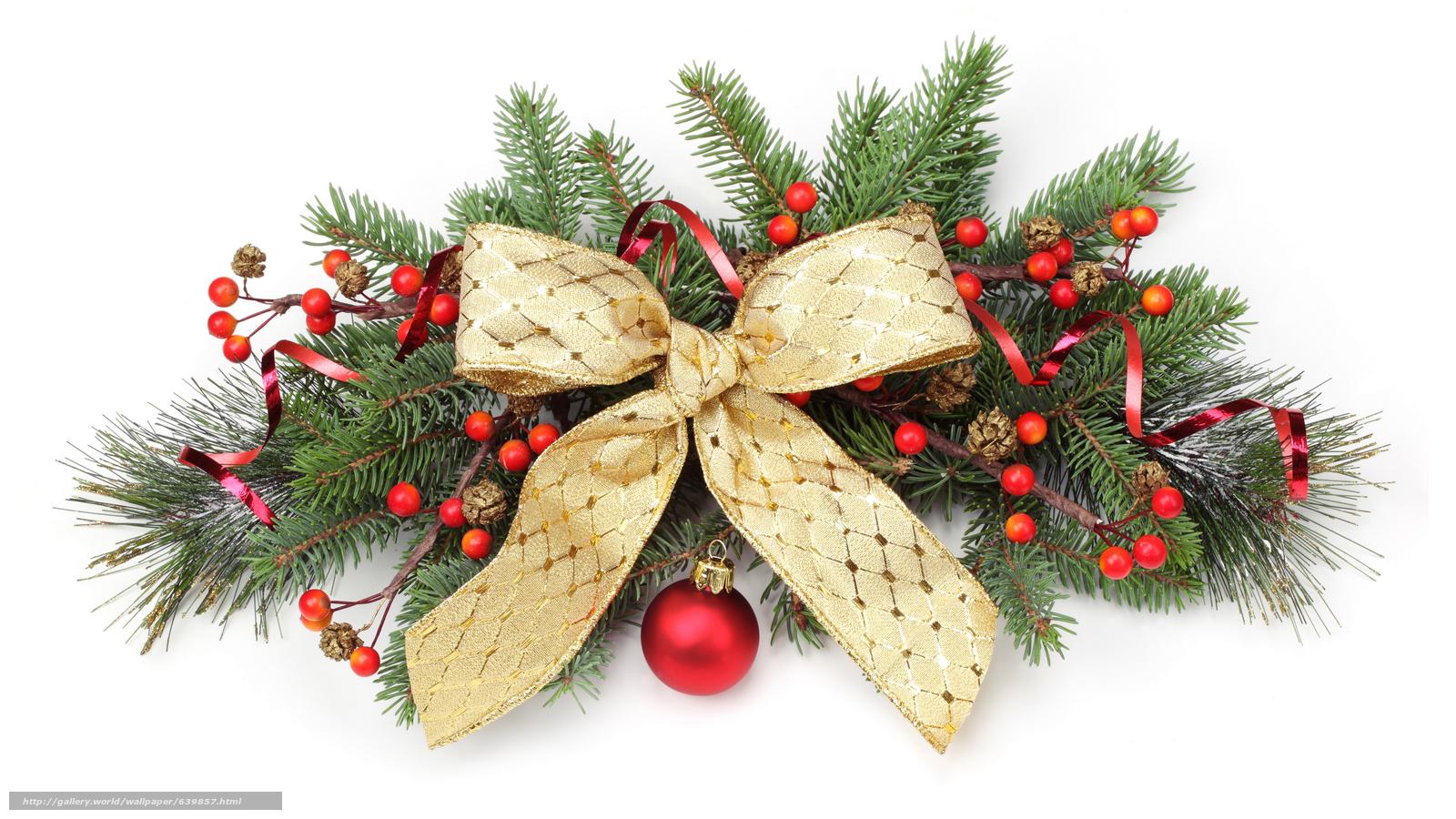 Descargar gratis Año Nuevo,  DECORACIÓN,  ornamentación,  arco Fondos de escritorio en la resolucin 7680x4320 — imagen №639857