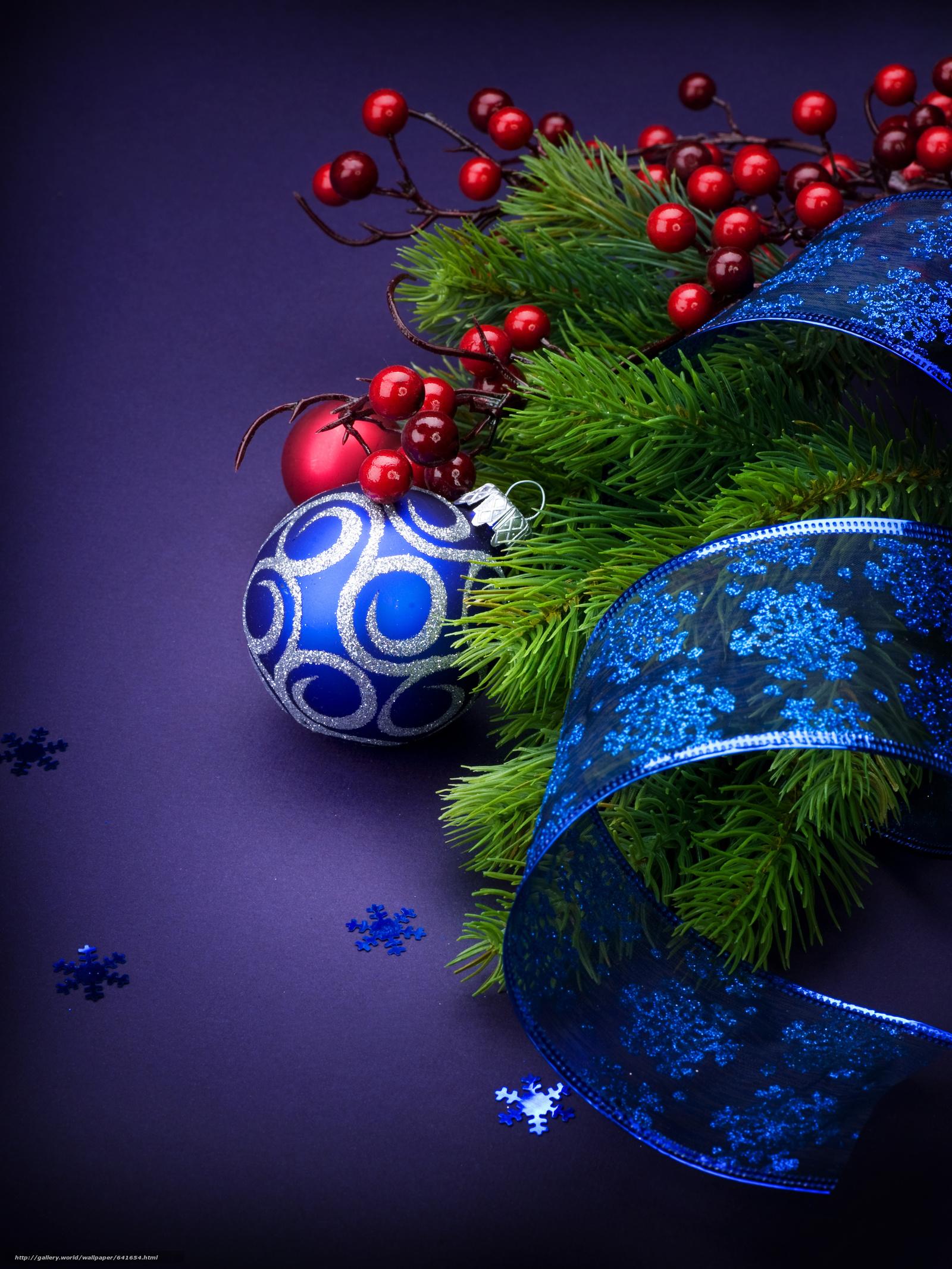 Sfondi Gratis Natalizi.Scaricare Gli Sfondi Capodanno Ornamentazione Addobbi Natalizi