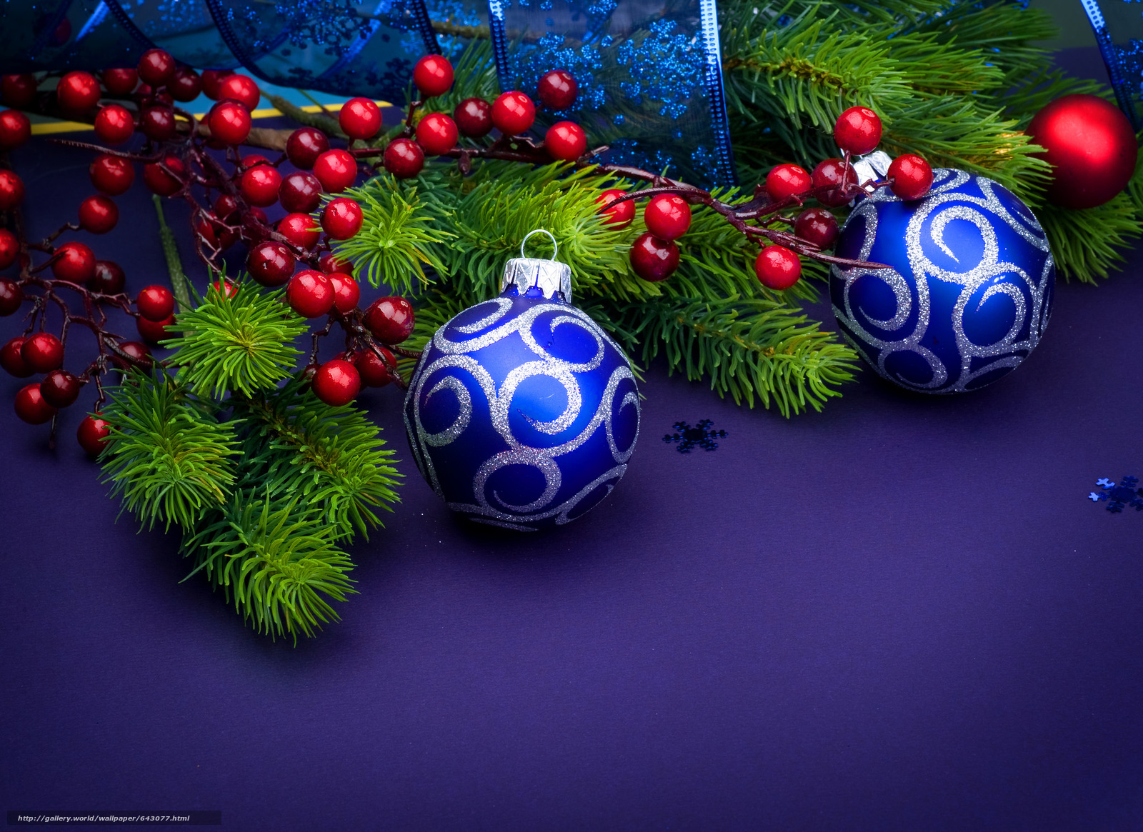 Download wallpaper New Year,  Christmas Wallpaper,  Christmas,  holiday free desktop wallpaper in the resolution 2048x1491 — picture №643077