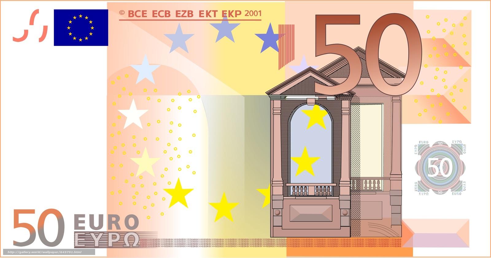 Descargar gratis dinero,  euros,  proyecto de ley,  nota Fondos de escritorio en la resolucin 2400x1264 — imagen №643751
