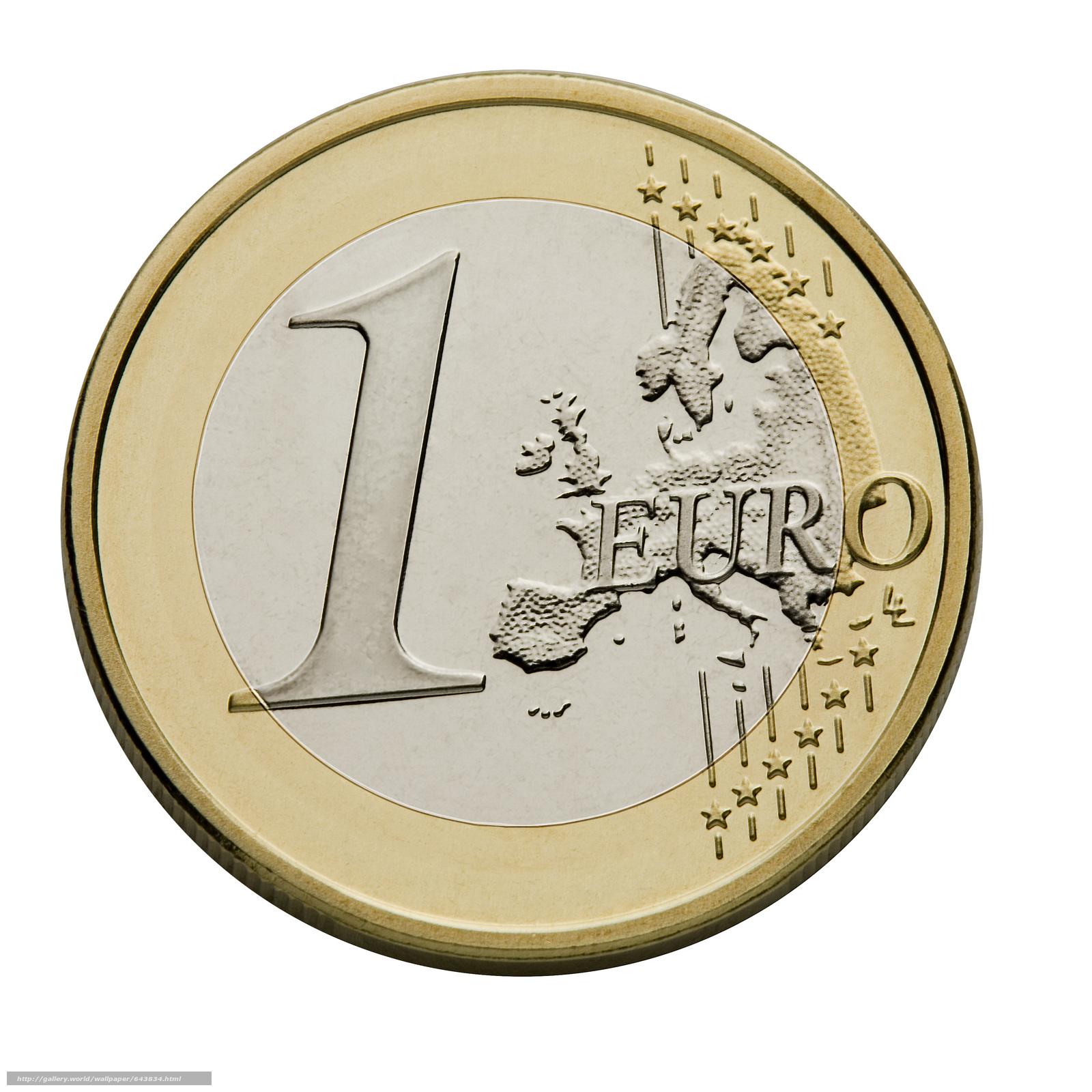 Скачать обои Деньги,  Евро,  монета,  1 бесплатно для рабочего стола в разрешении 3360x3360 — картинка №643834