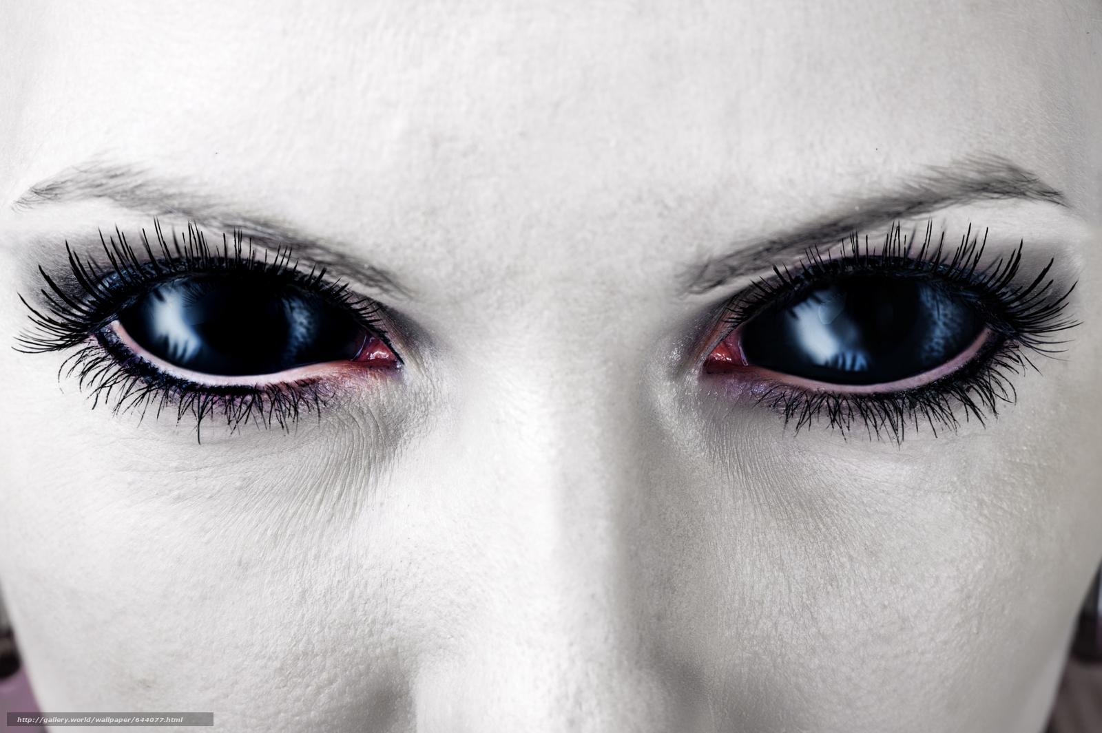 Скачать обои глаз,  глаза,  человеческие,  человек бесплатно для рабочего стола в разрешении 8512x5664 — картинка №644077