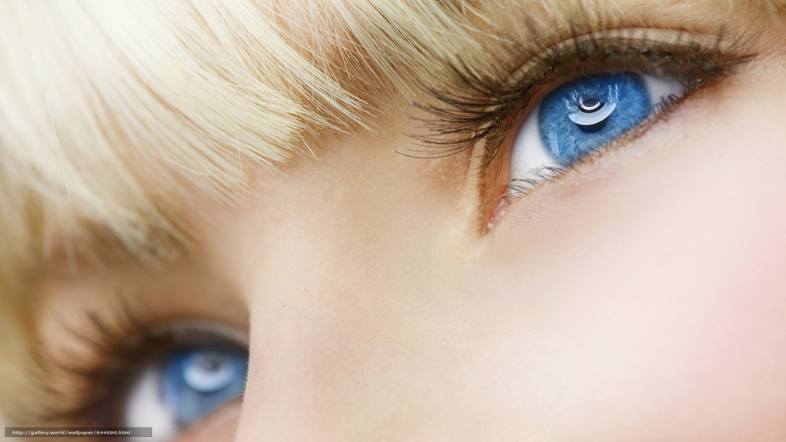 Скачать обои глаз,  глаза,  человеческие,  человек бесплатно для рабочего стола в разрешении 7680x4320 — картинка №644090