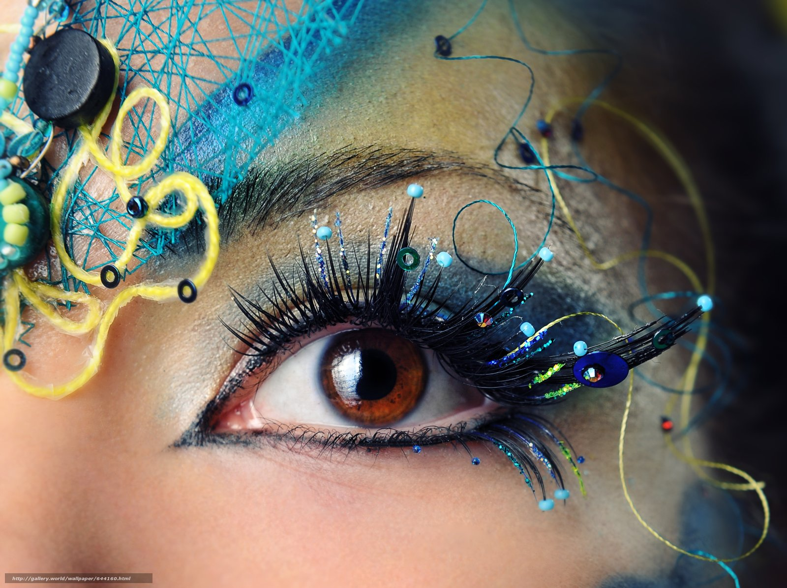 Descargar gratis ojo,  ojos,  humano,  hombre Fondos de escritorio en la resolucin 7986x5971 — imagen №644160