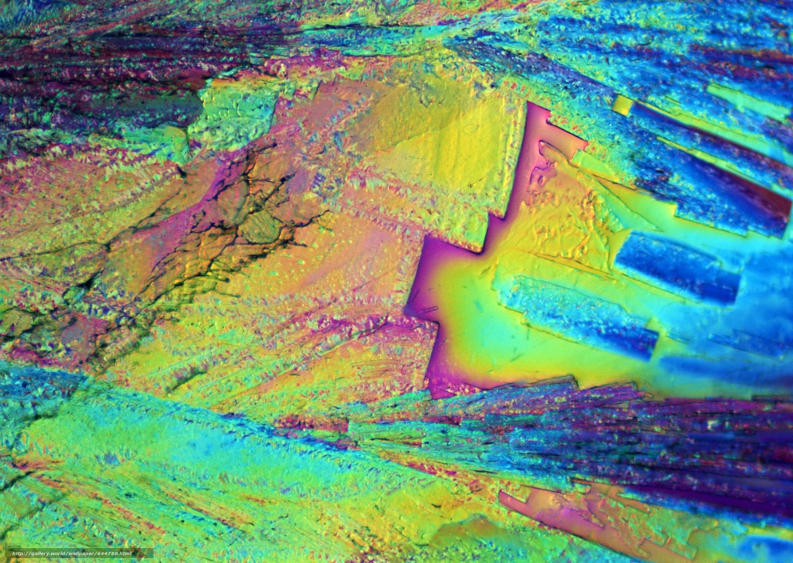 scaricare gli sfondi cristalli al microscopio,  cristallo,  microscopio,  aumentare Sfondi gratis per la risoluzione del desktop 2950x2094 — immagine №644780