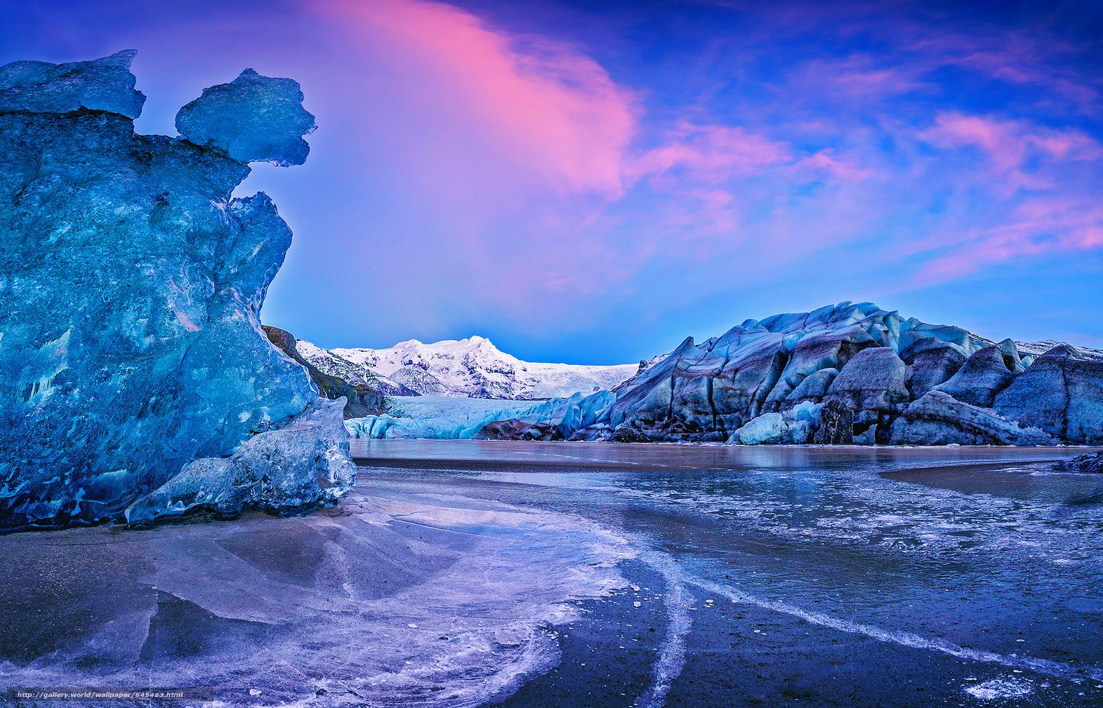 下载壁纸 瓦特纳冰原,  奥斯特,Skaftafellssysla,  冰岛,  瓦特纳冰原冰川 免费为您的桌面分辨率的壁纸 2048x1316 — 图片 №645483