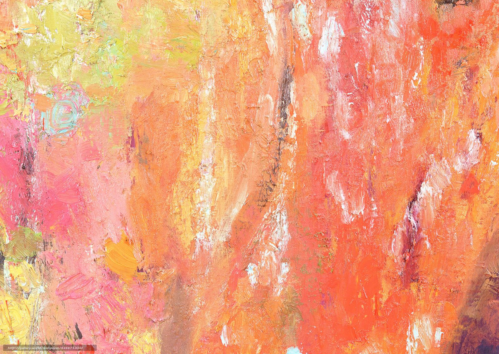 РФ) картина на ярко выкрашенную разноцветную фактурную штукатурку Пуревдорж