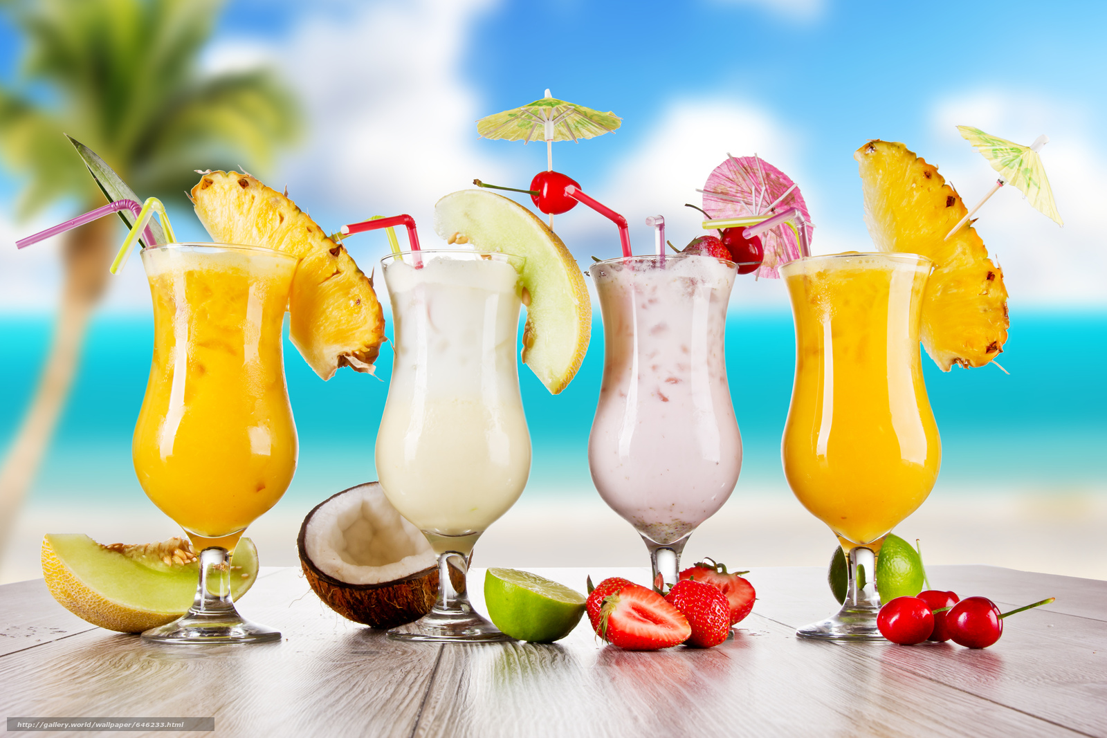 tropical delight softdrinks